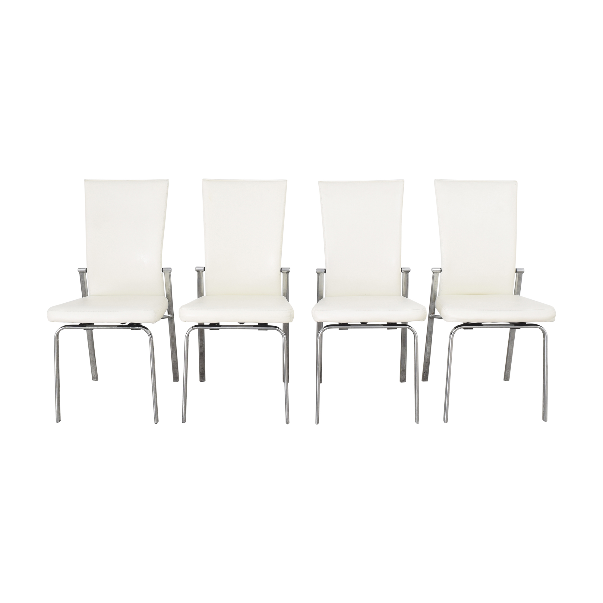 Raymour & Flanigan Paloma Dining Chairs / Dining Chairs