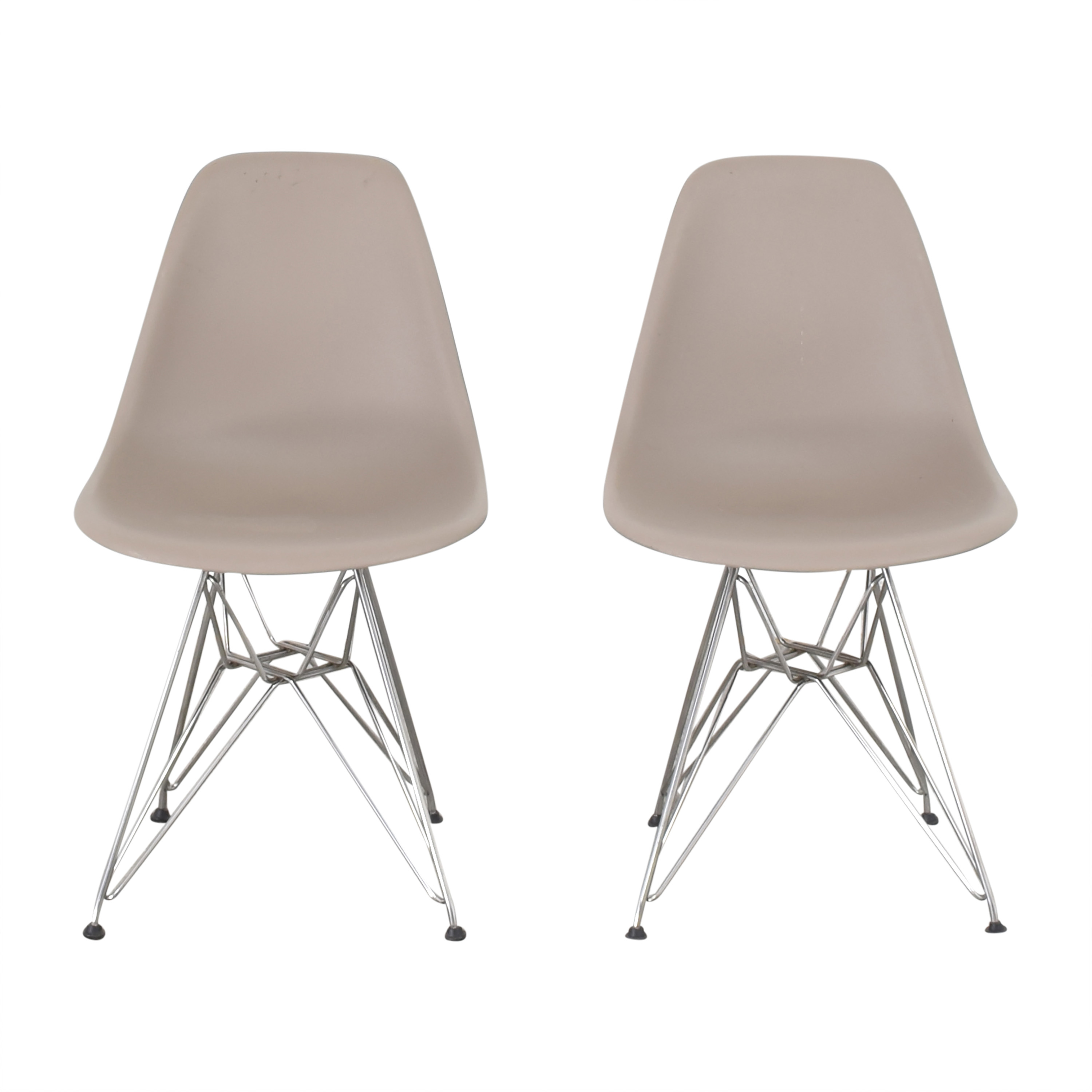 Herman Miller Herman Miller Eames Molded Dining Chairs on sale