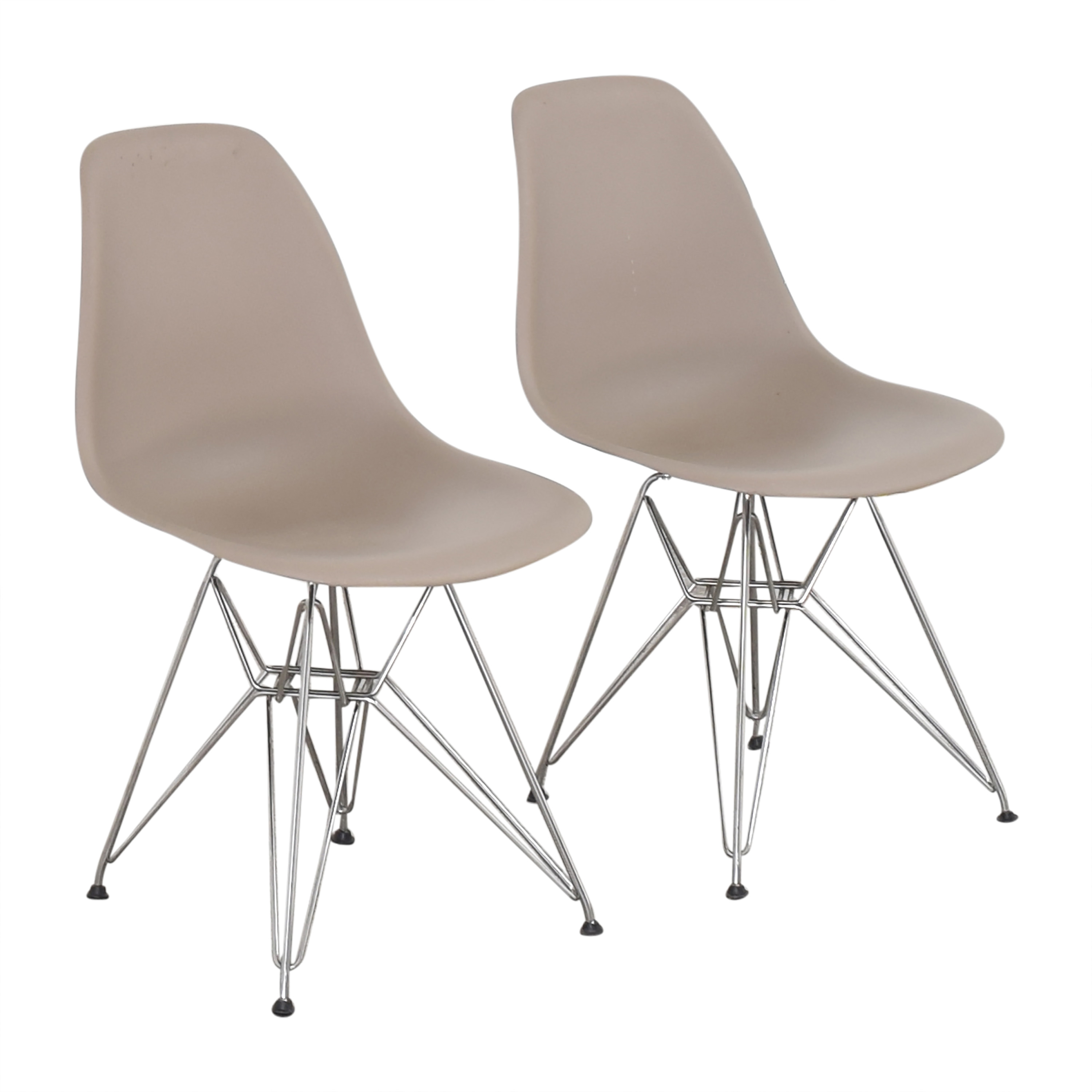 Herman Miller Herman Miller Eames Molded Dining Chairs coupon