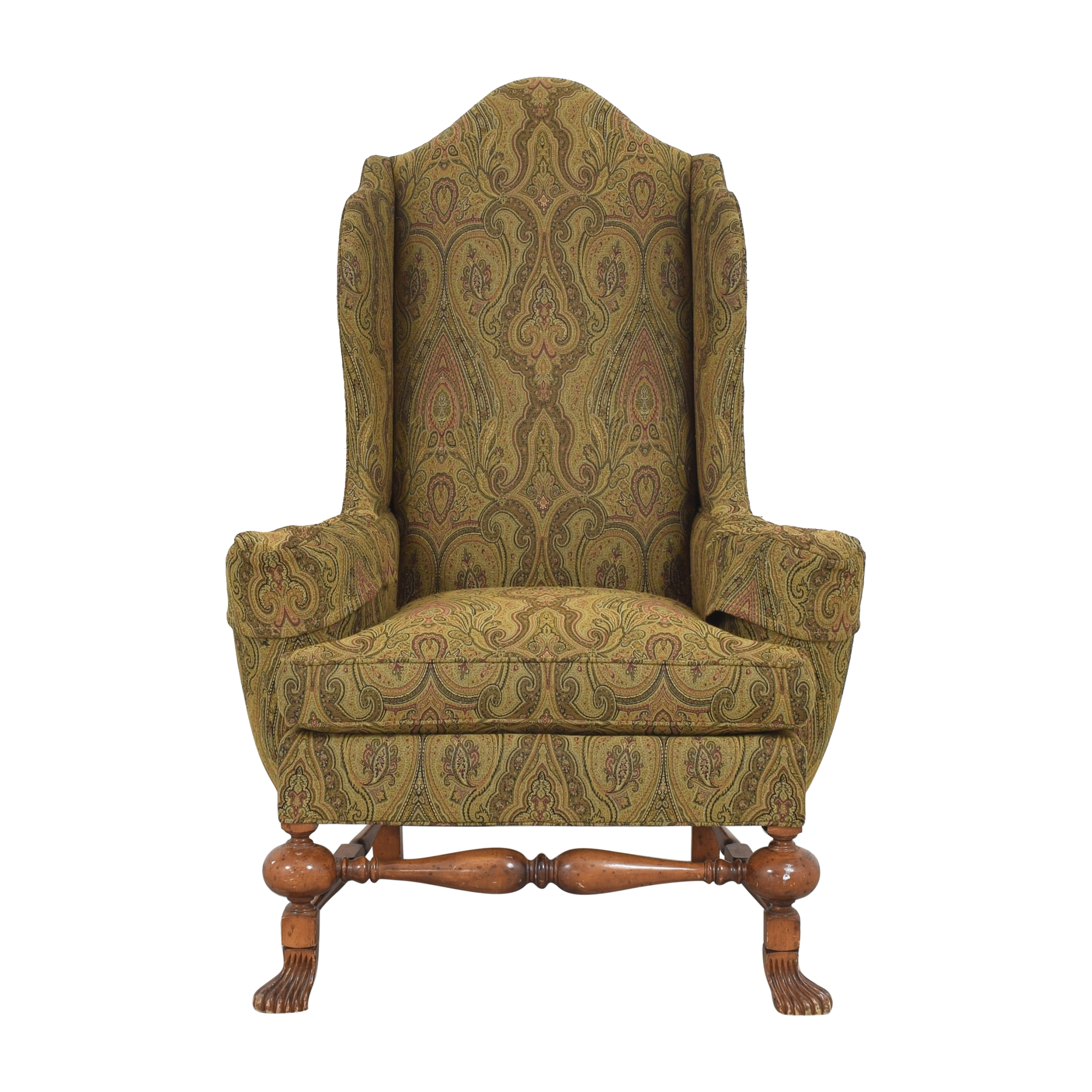 shop Lexington Furniture Wingback Chair Lexington Furniture Chairs