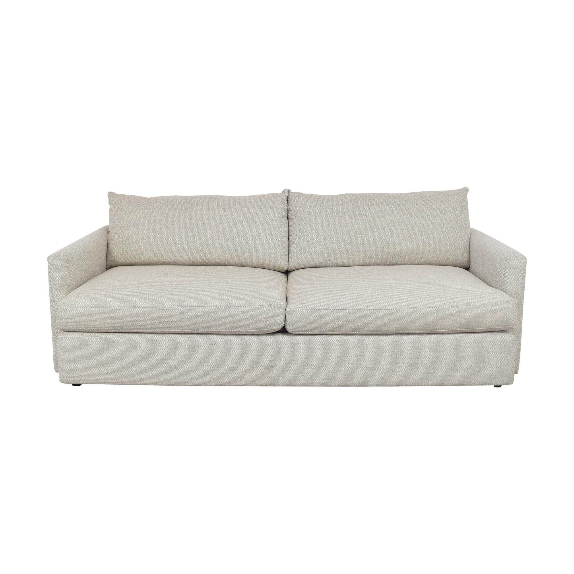 Crate & Barrel Crate & Barrel Lounge II Sofa price
