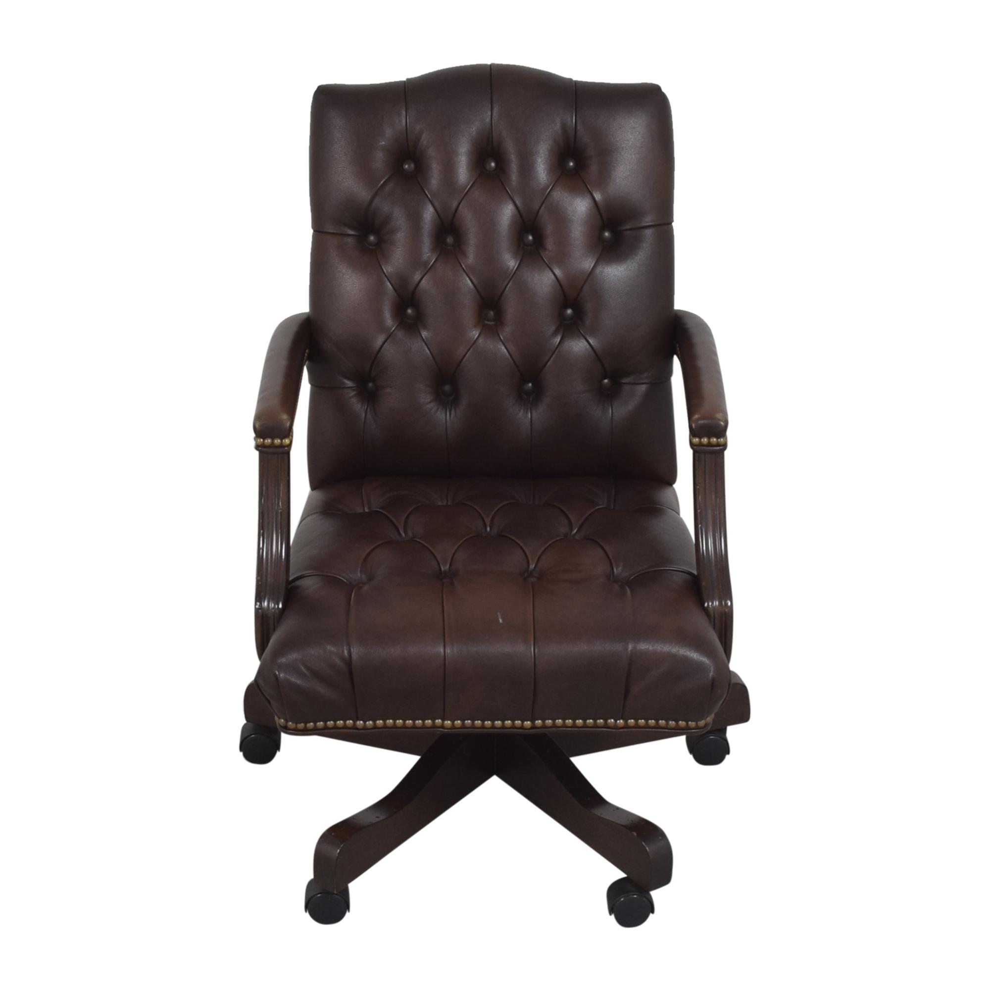 Ethan Allen Ethan Allen Grant Desk Chair dimensions