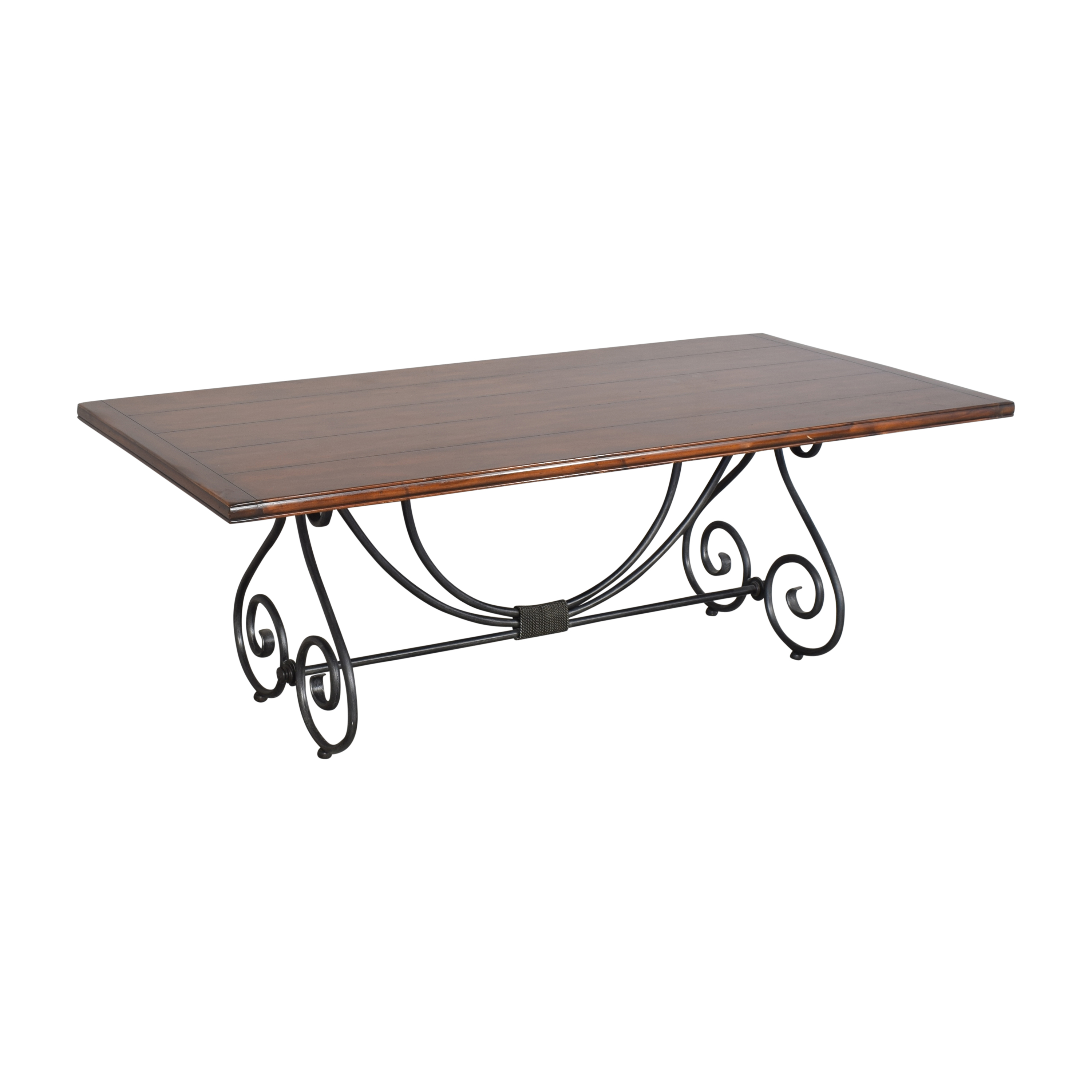 Theodore Alexander Theodore Alexander Rustic Dining Table nyc