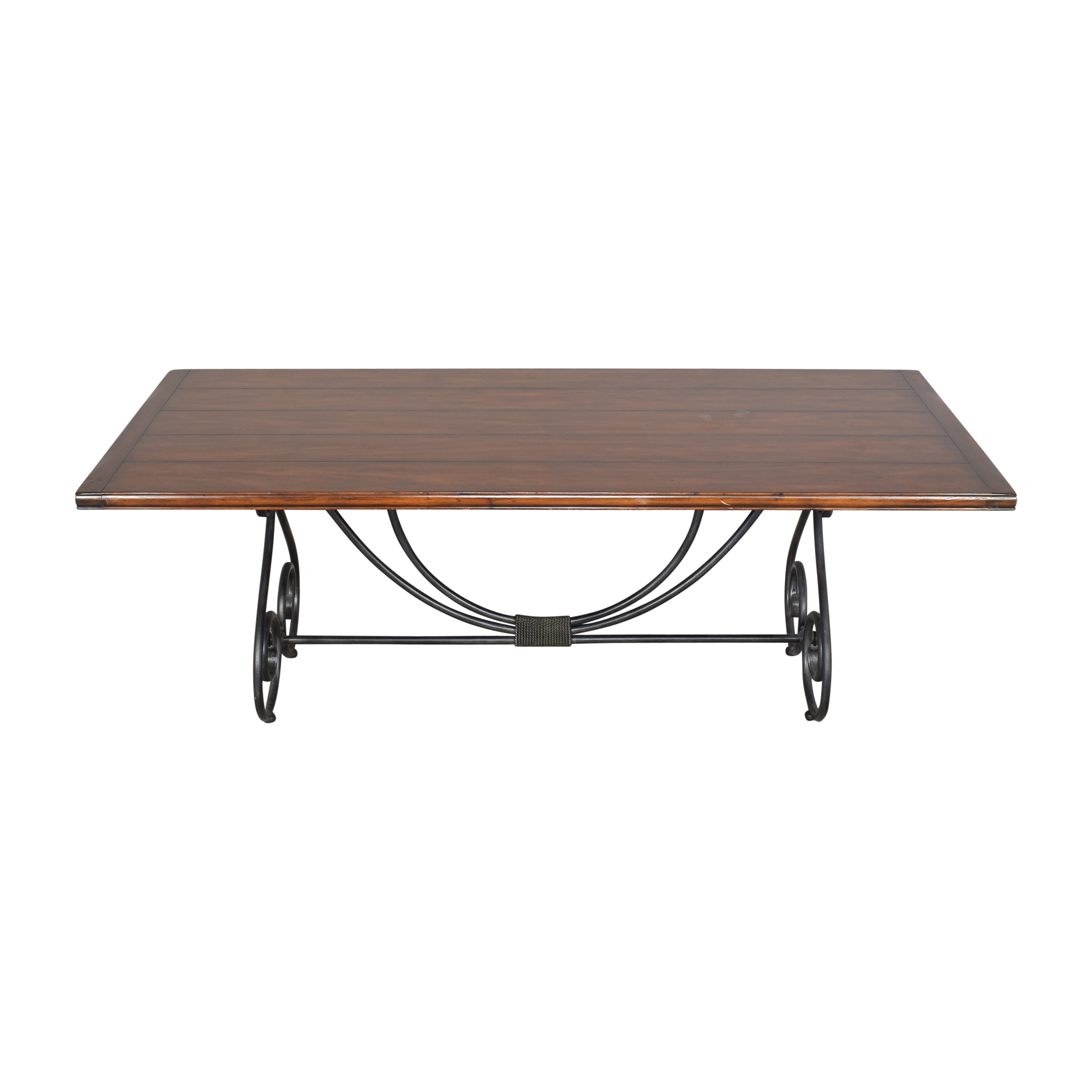 Theodore Alexander Theodore Alexander Rustic Dining Table used