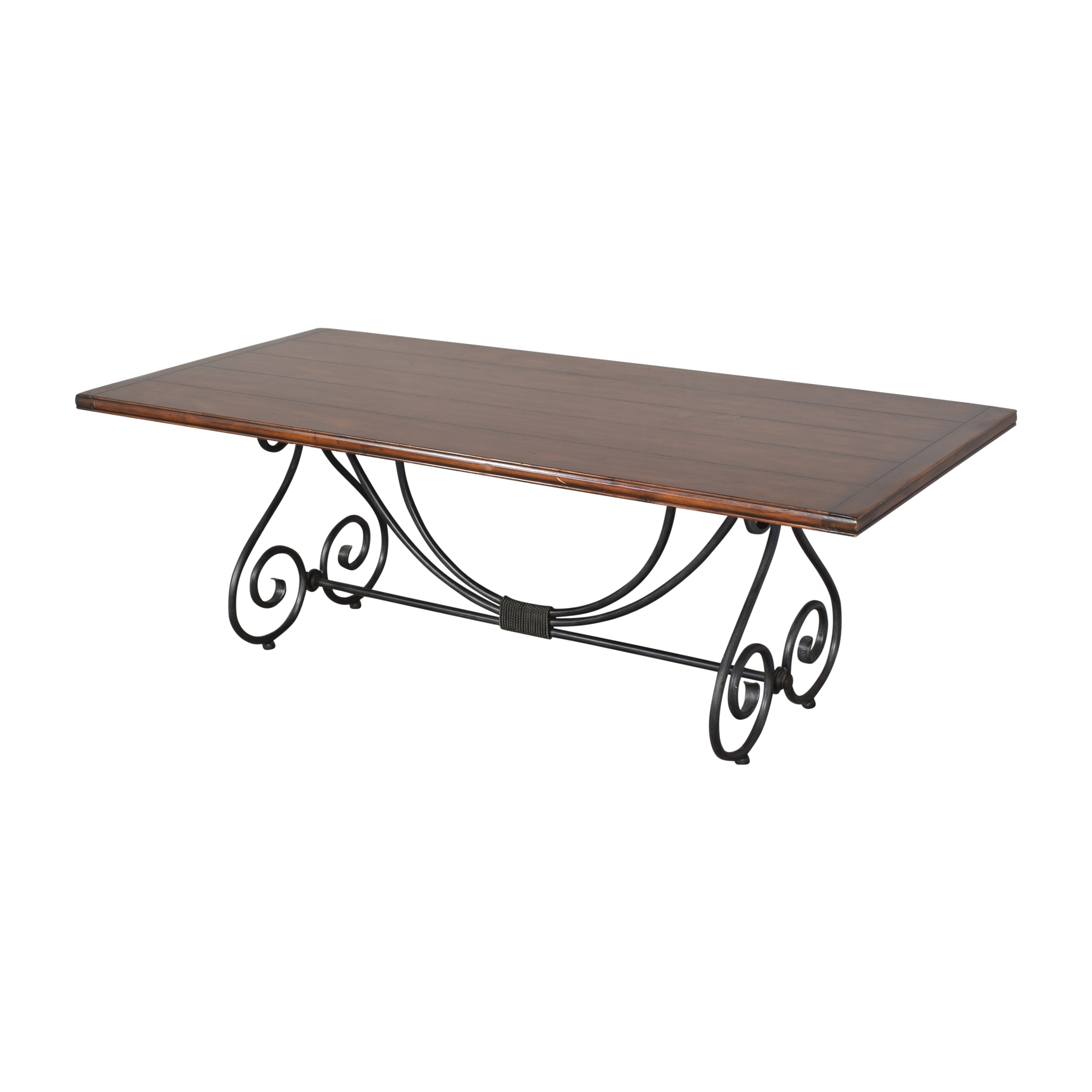 Theodore Alexander Theodore Alexander Rustic Dining Table