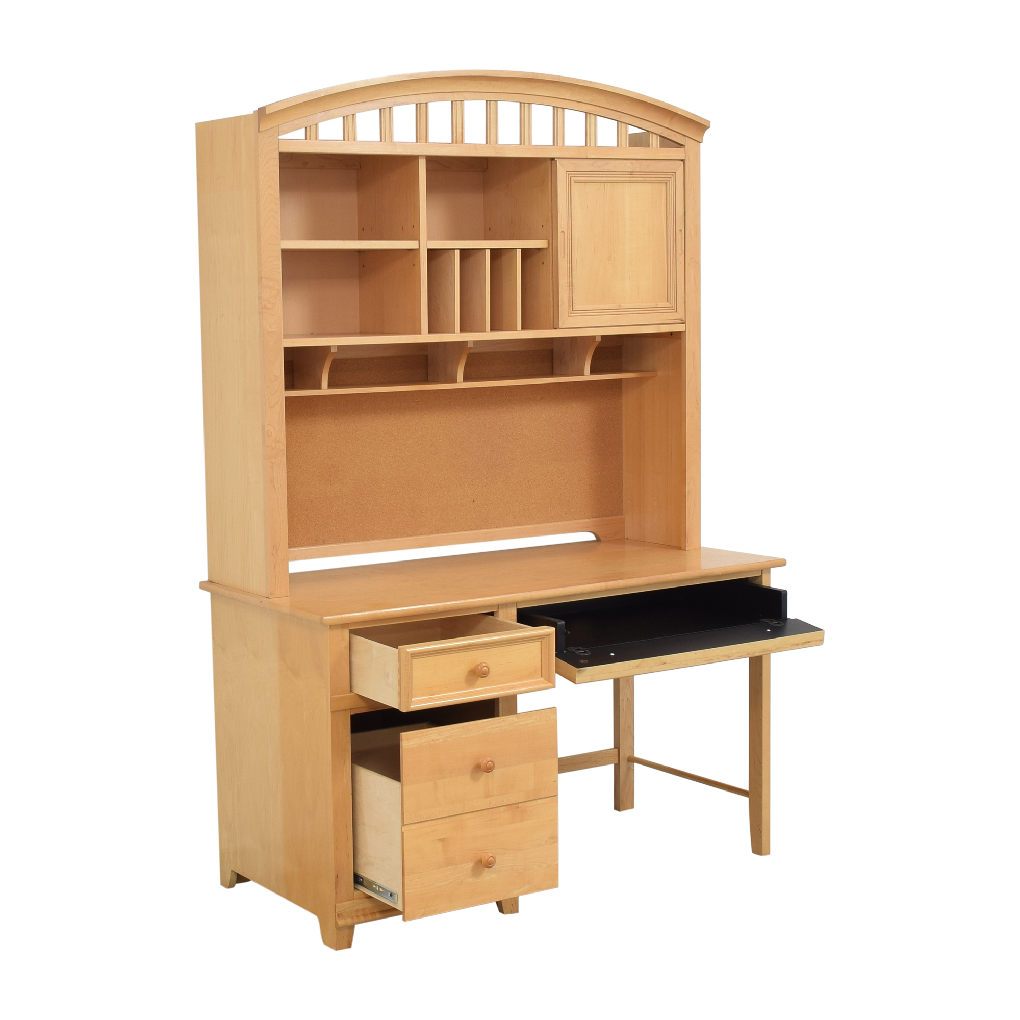 Stanley Furniture Stanley Furniture Young America Desk with Hutch nj