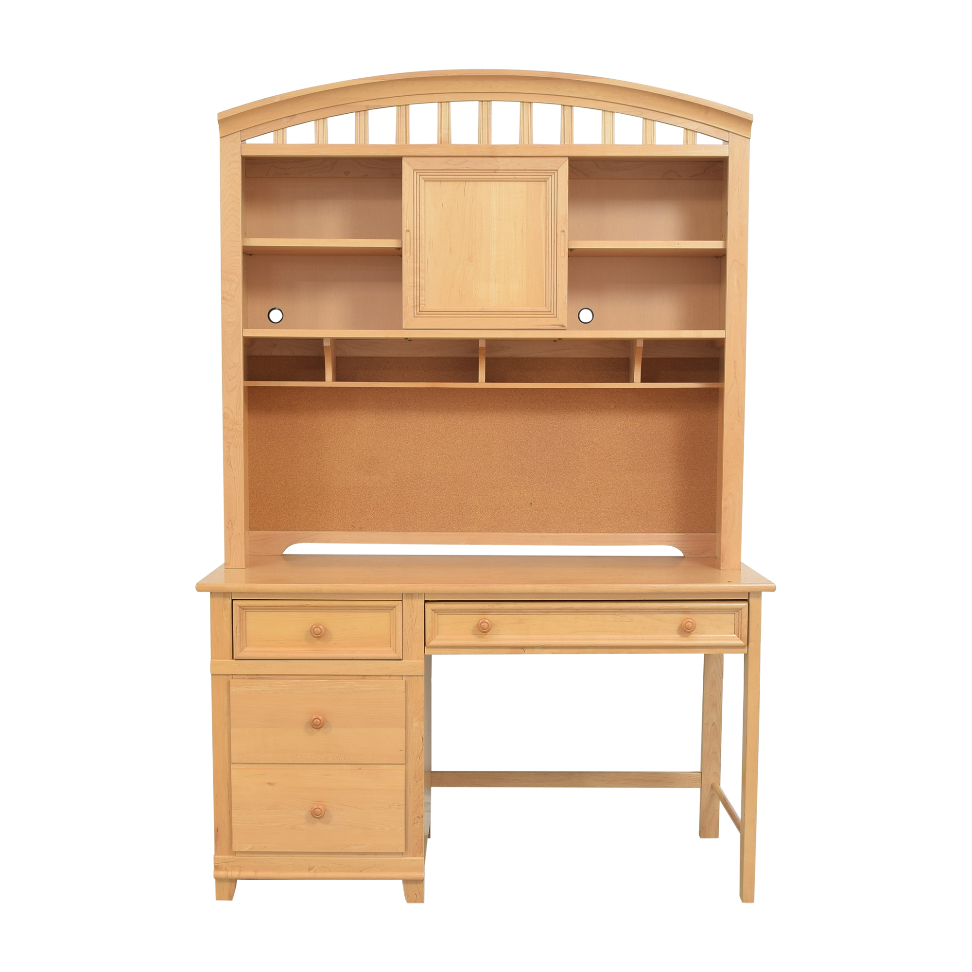 shop Stanley Furniture Young America Desk with Hutch Stanley Furniture