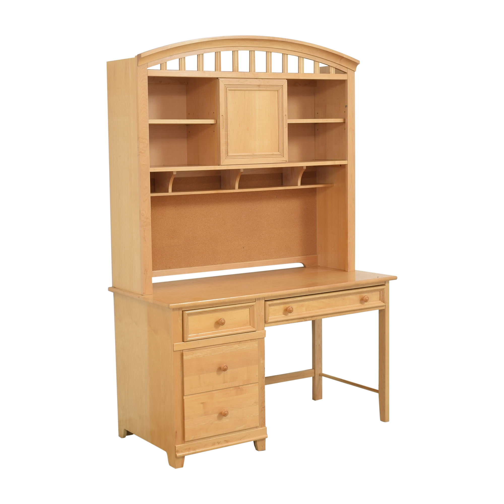 Stanley Furniture Stanley Furniture Young America Desk with Hutch ma