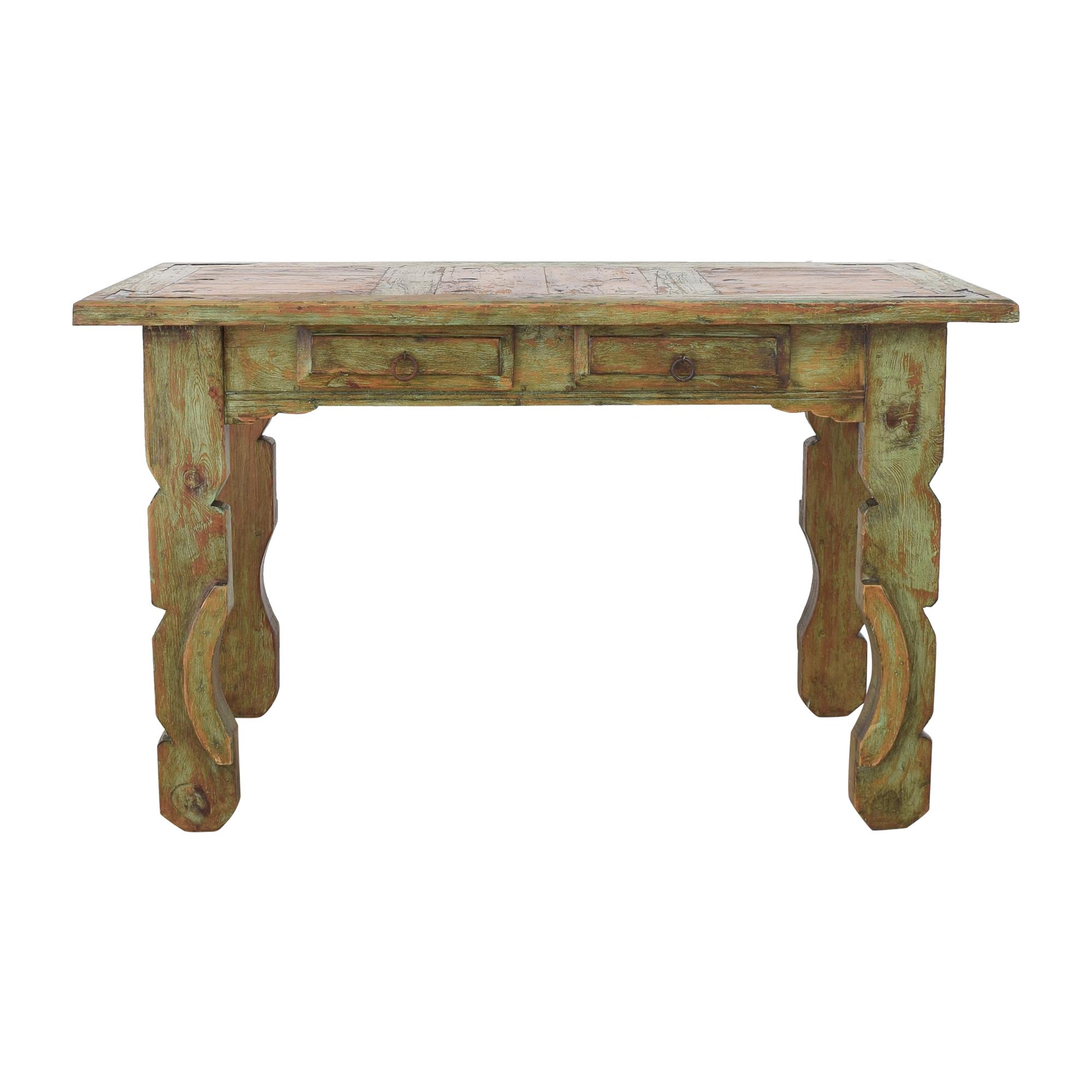 buy El Barzon Rustic Furniture Reclaimed Dining Table  El Barzon Rustic Furniture Dinner Tables