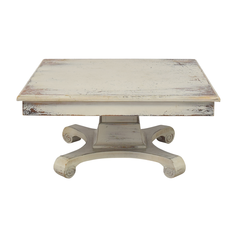 buy Buying & Design Italian Rustic Coffee Table Buying & Design Coffee Tables