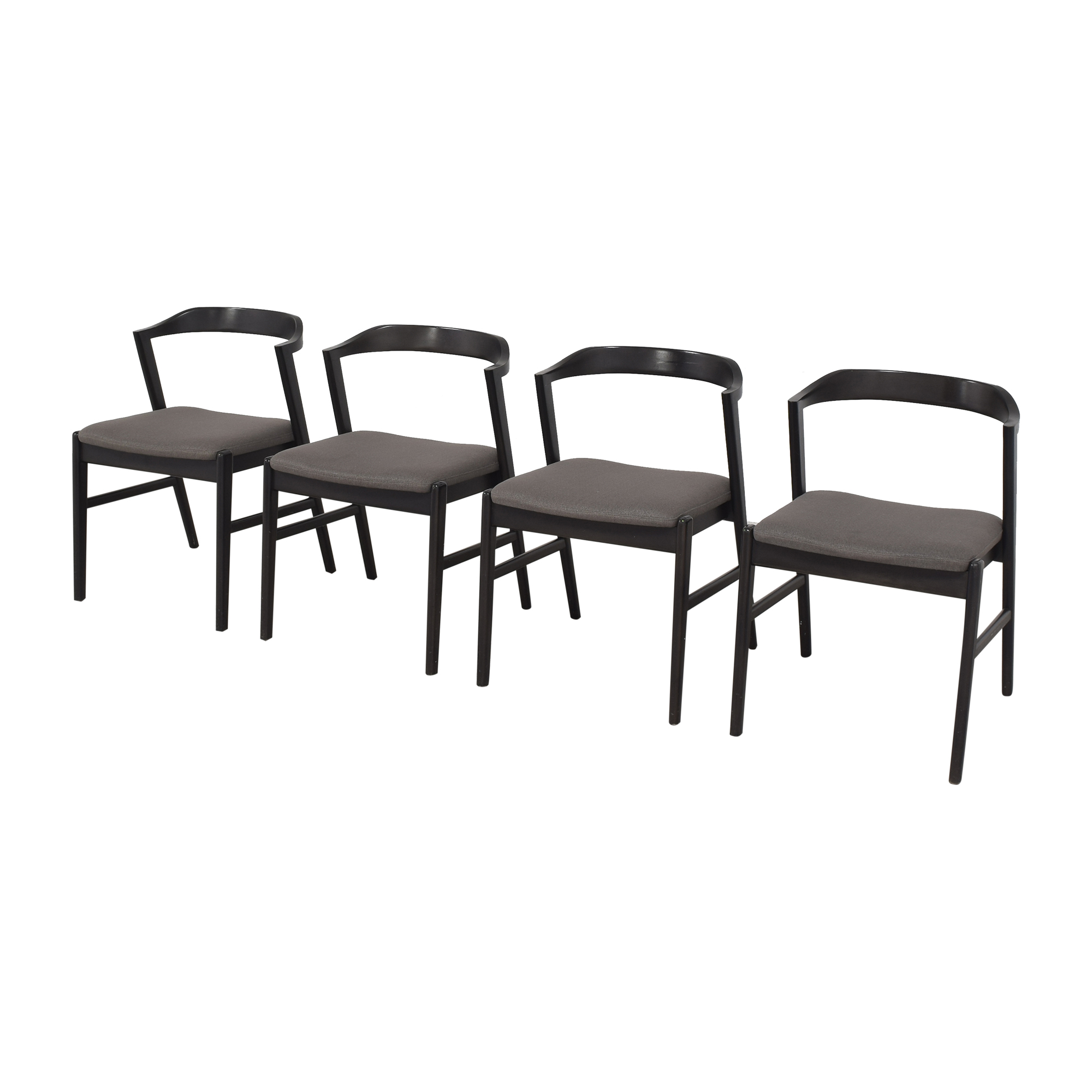 Room & Board Room & Board Jansen Dining Chairs ct