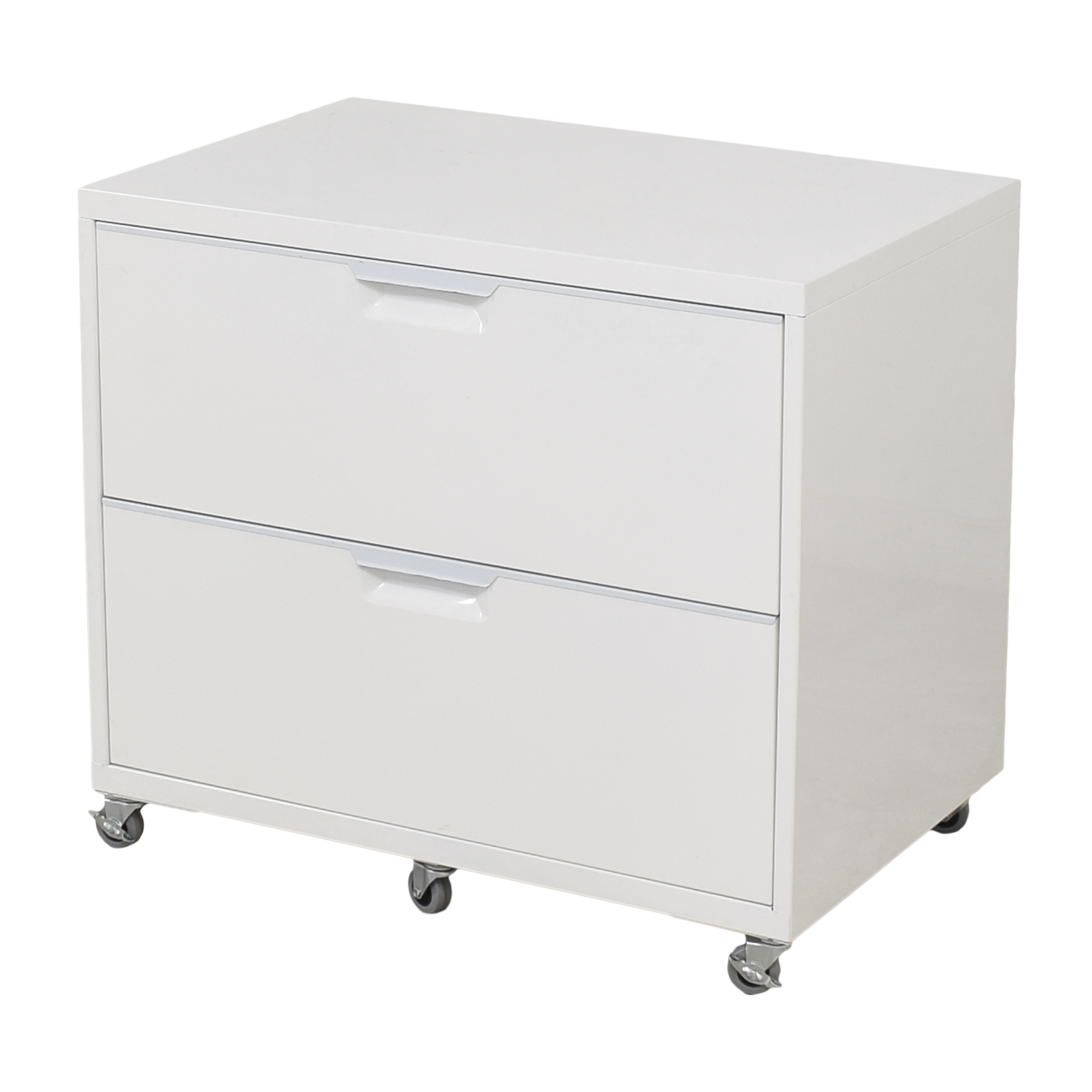 buy CB2 TPS Wide Filing Cabinet CB2 Storage