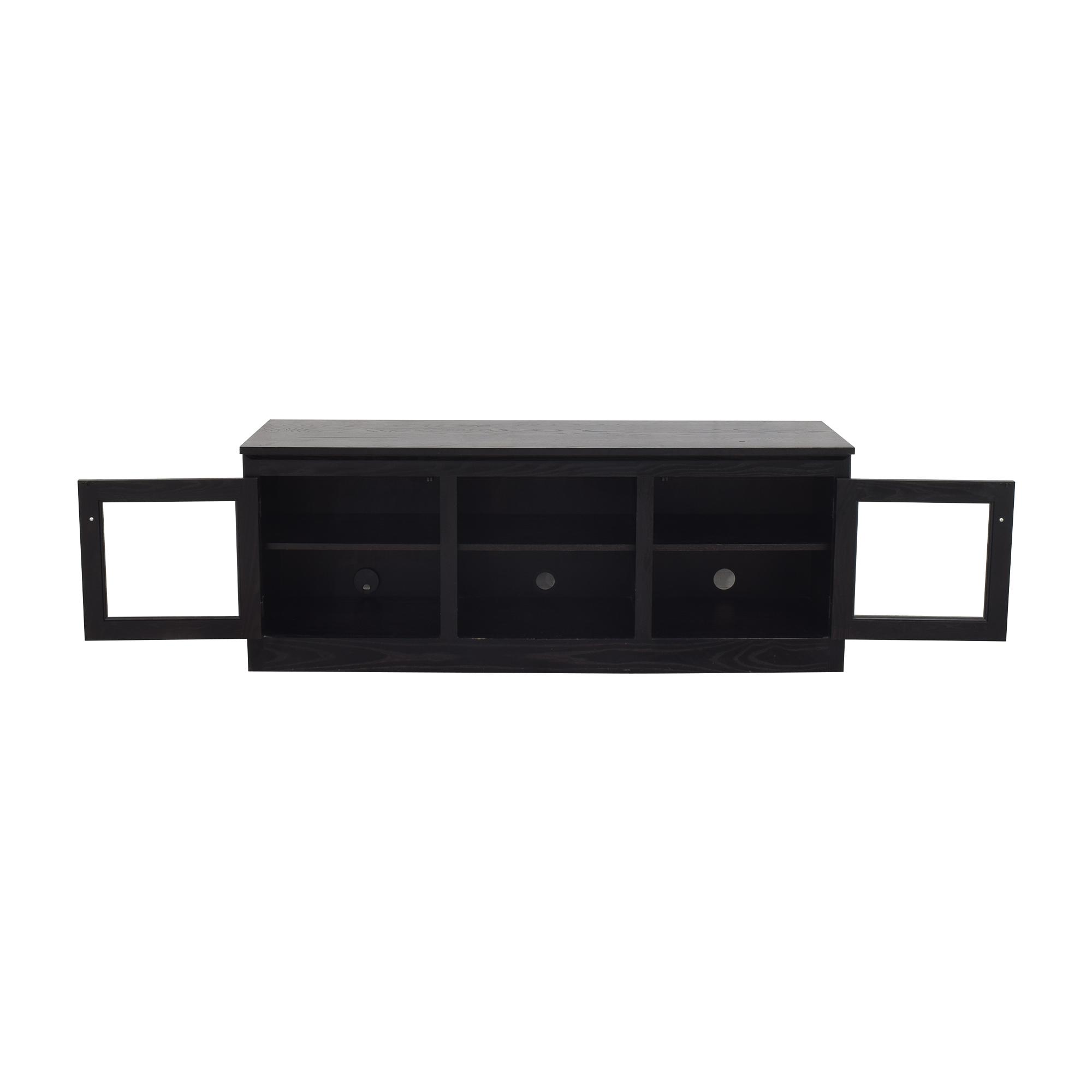 Crate & Barrel Crate & Barrel Media Console nyc