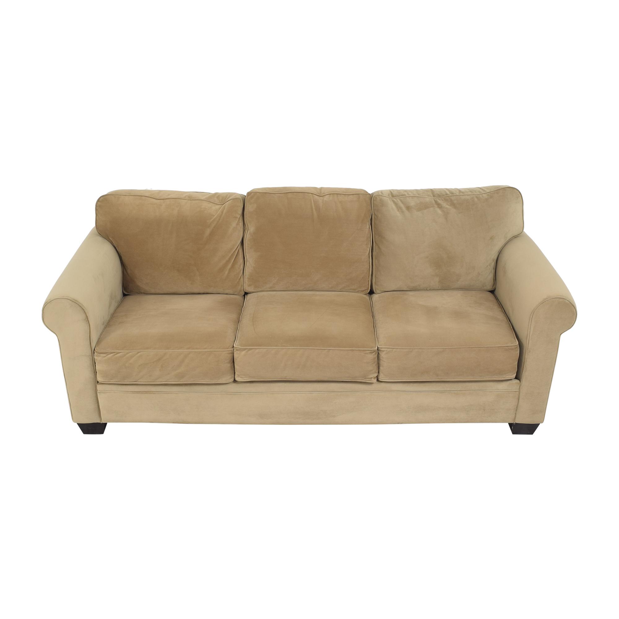 buy Macy's Roll Arm Sofa Macy's Sofas