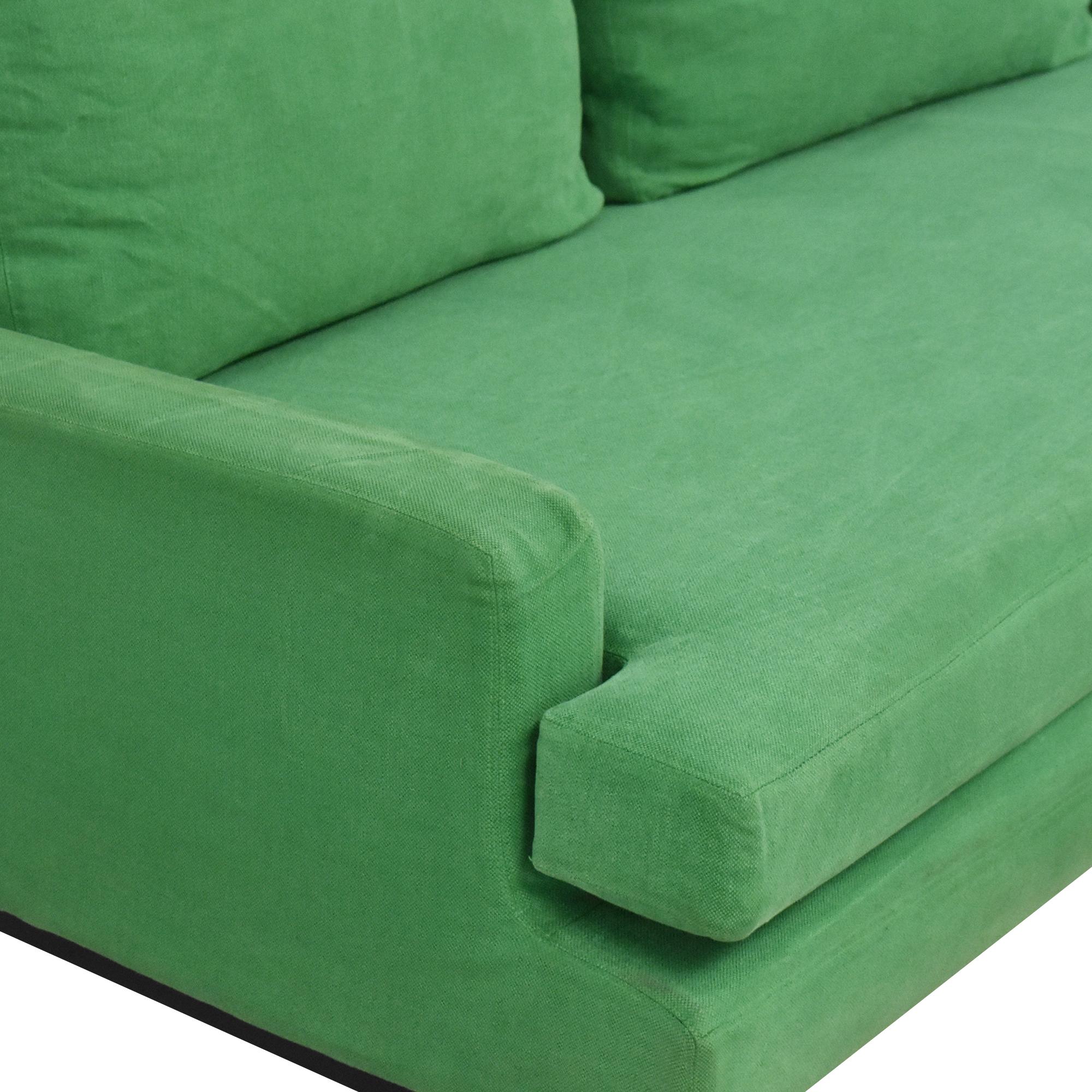 Ligne Roset Belem Bench Cushion Sofa / Classic Sofas