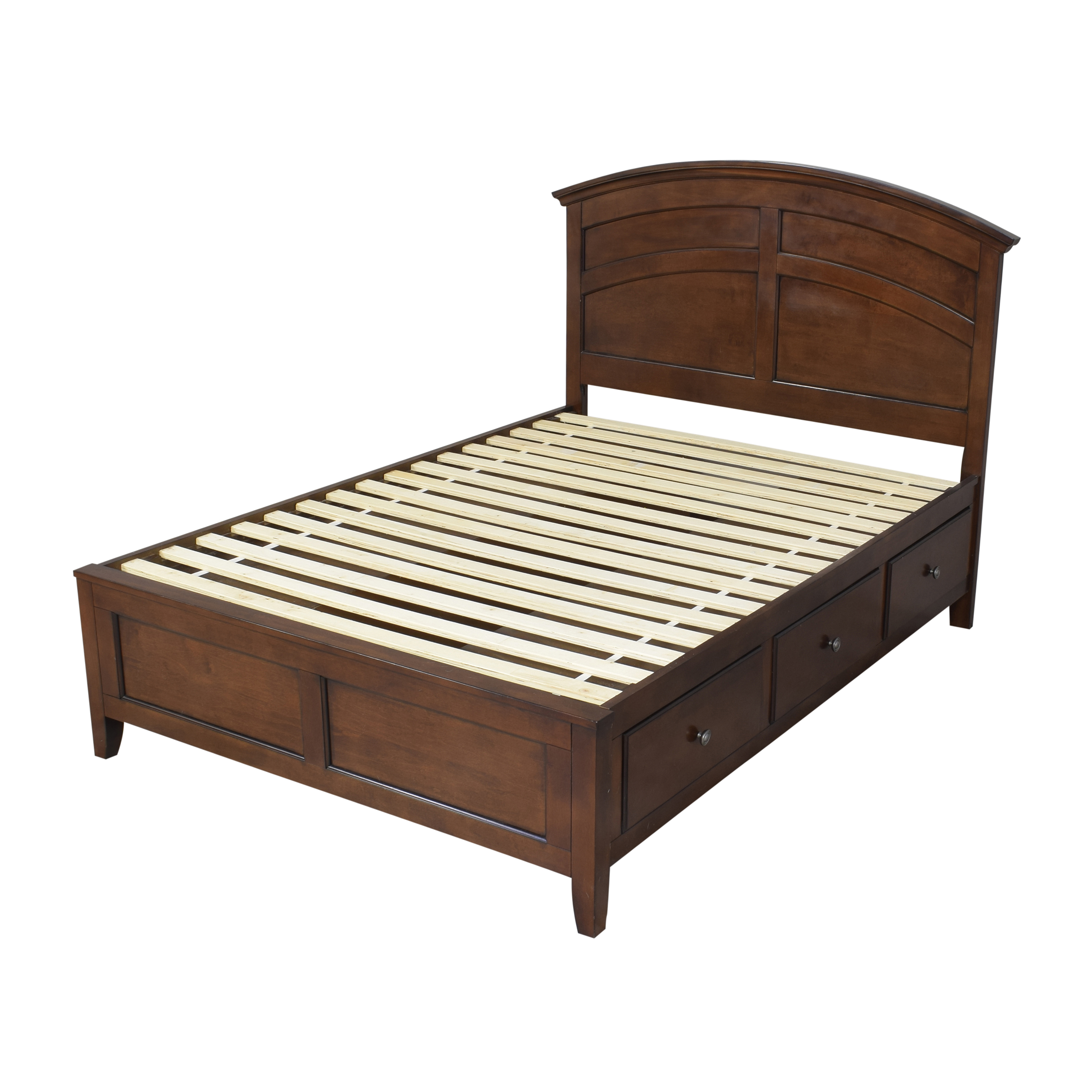 Raymour & Flanigan Raymour & Flanigan Kylie Platform Storage Full Bed coupon