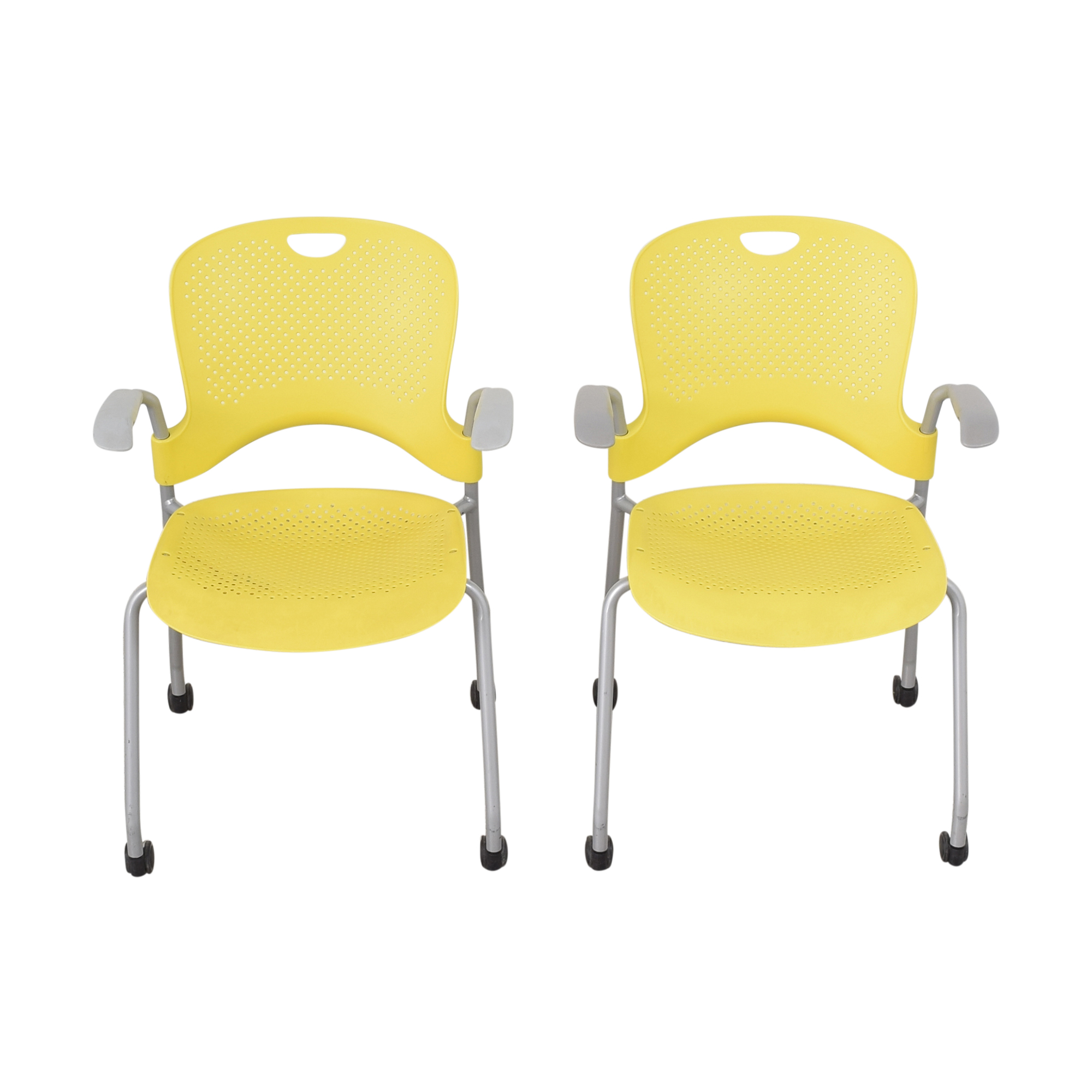 Herman Miller  Herman Miller Caper Stacking Chairs on sale