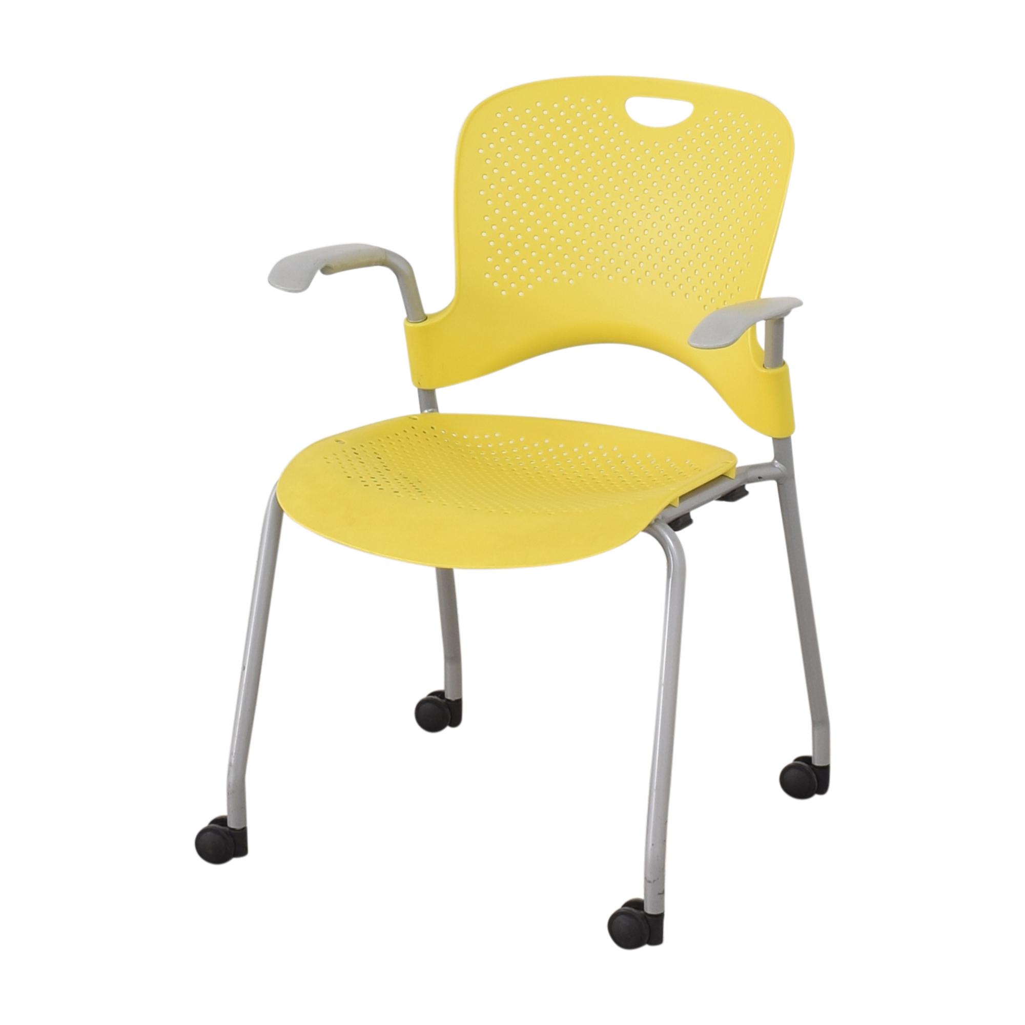 Herman Miller  Herman Miller Caper Stacking Chairs ct