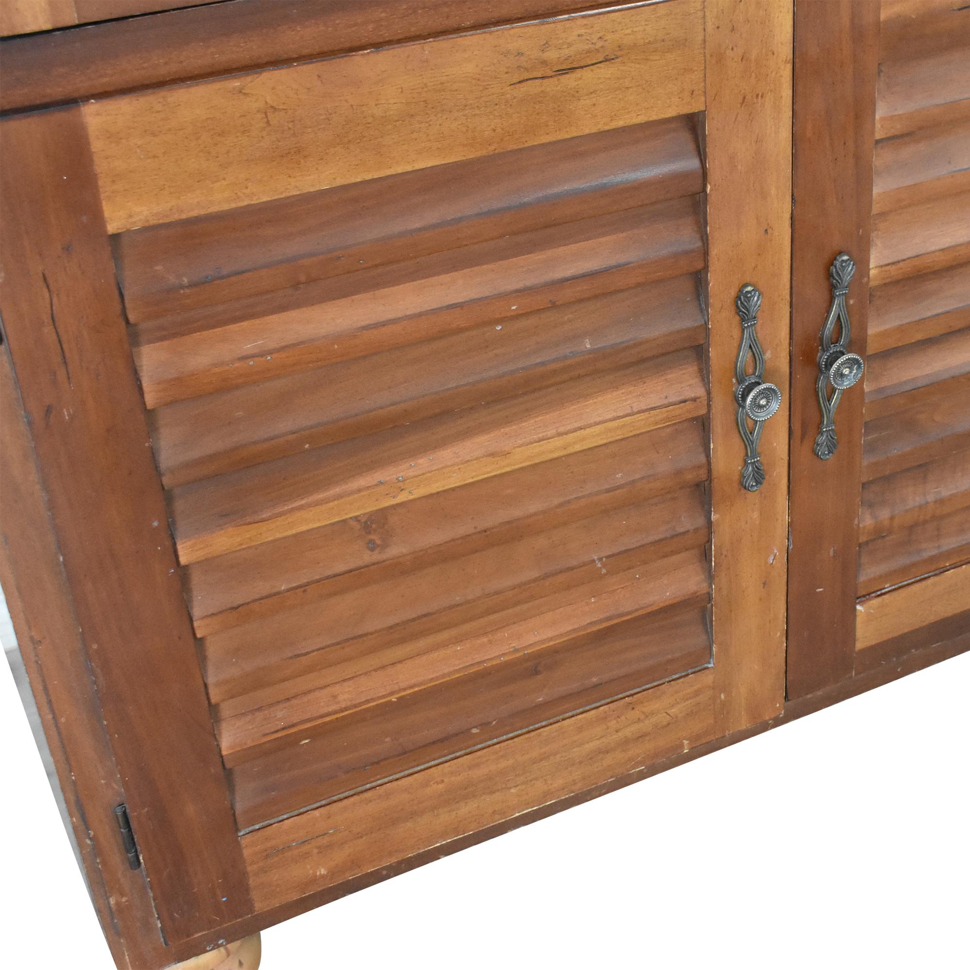 Riverside Furniture Riverside Furniture Media Armoire Wardrobes & Armoires