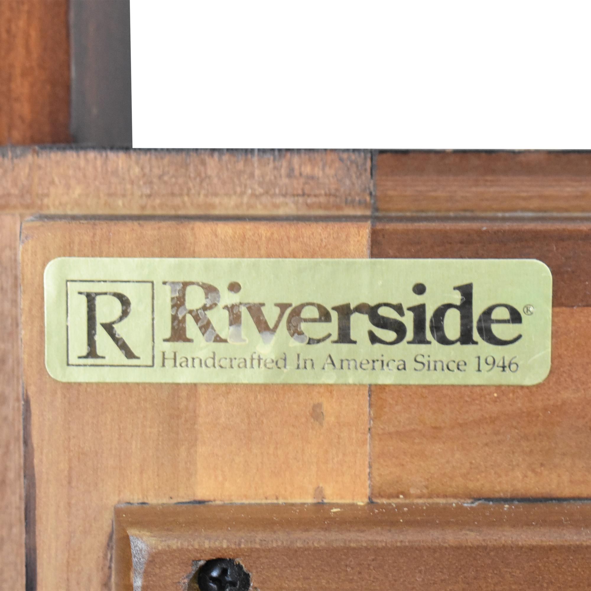 Riverside Furniture Riverside Furniture Media Armoire on sale