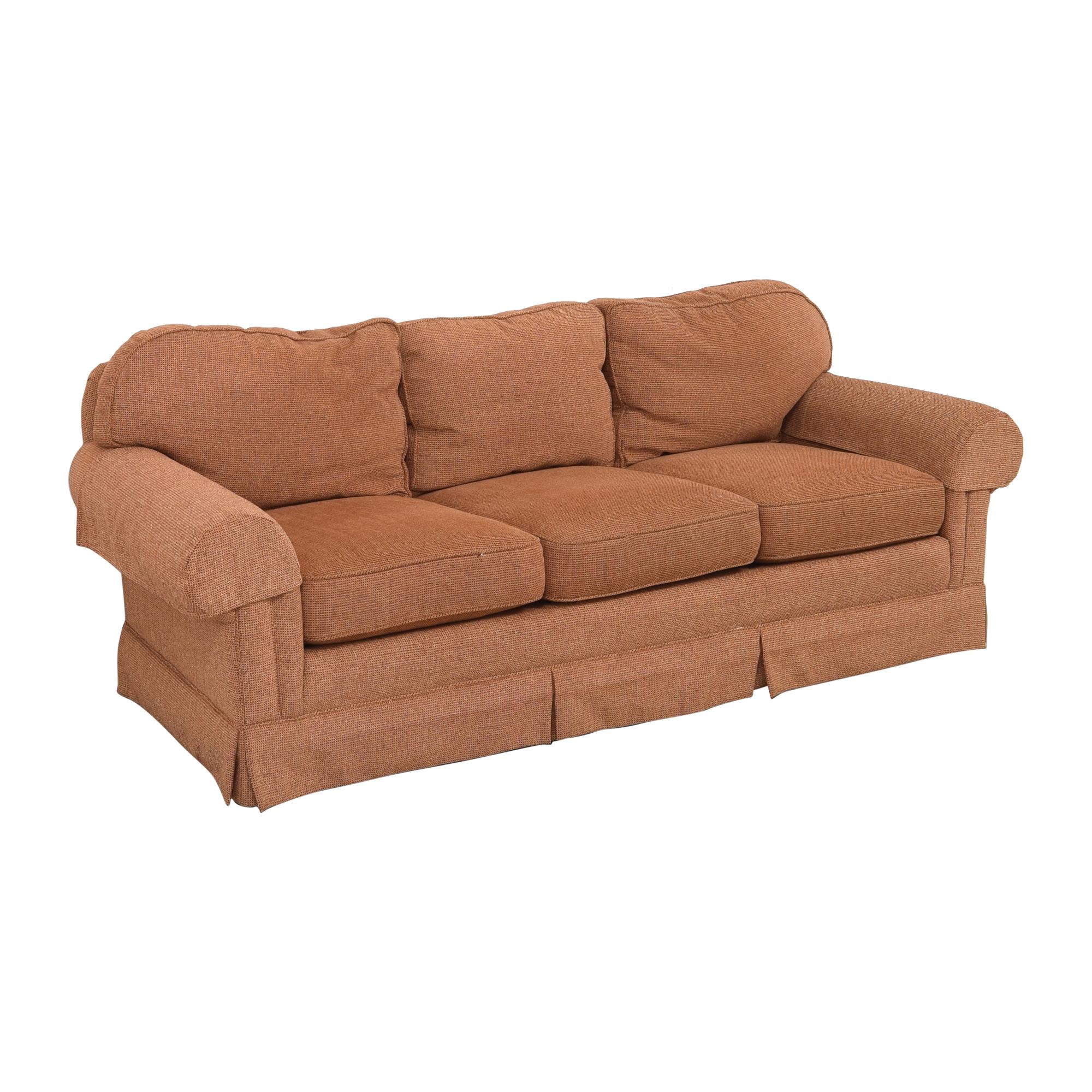 buy Calico Three Cushion Sofa Calico