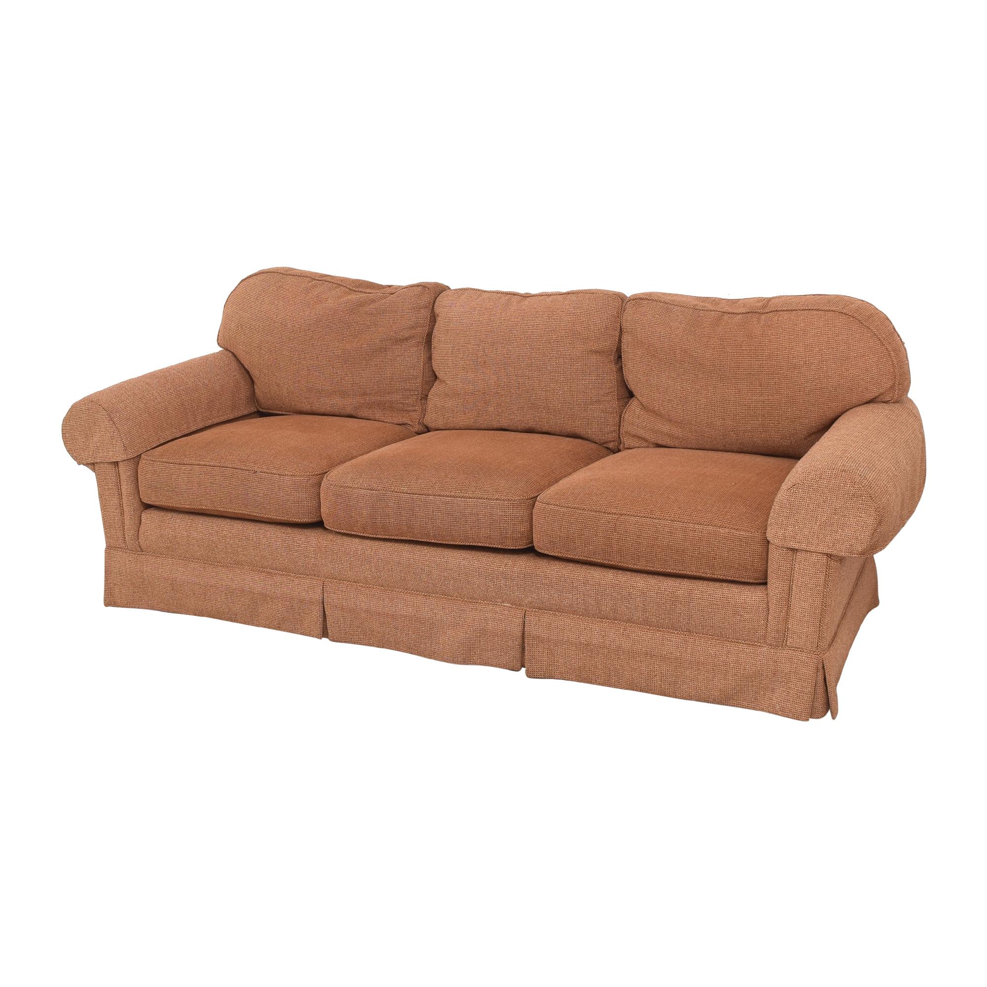 buy Calico Three Cushion Sofa Calico Classic Sofas