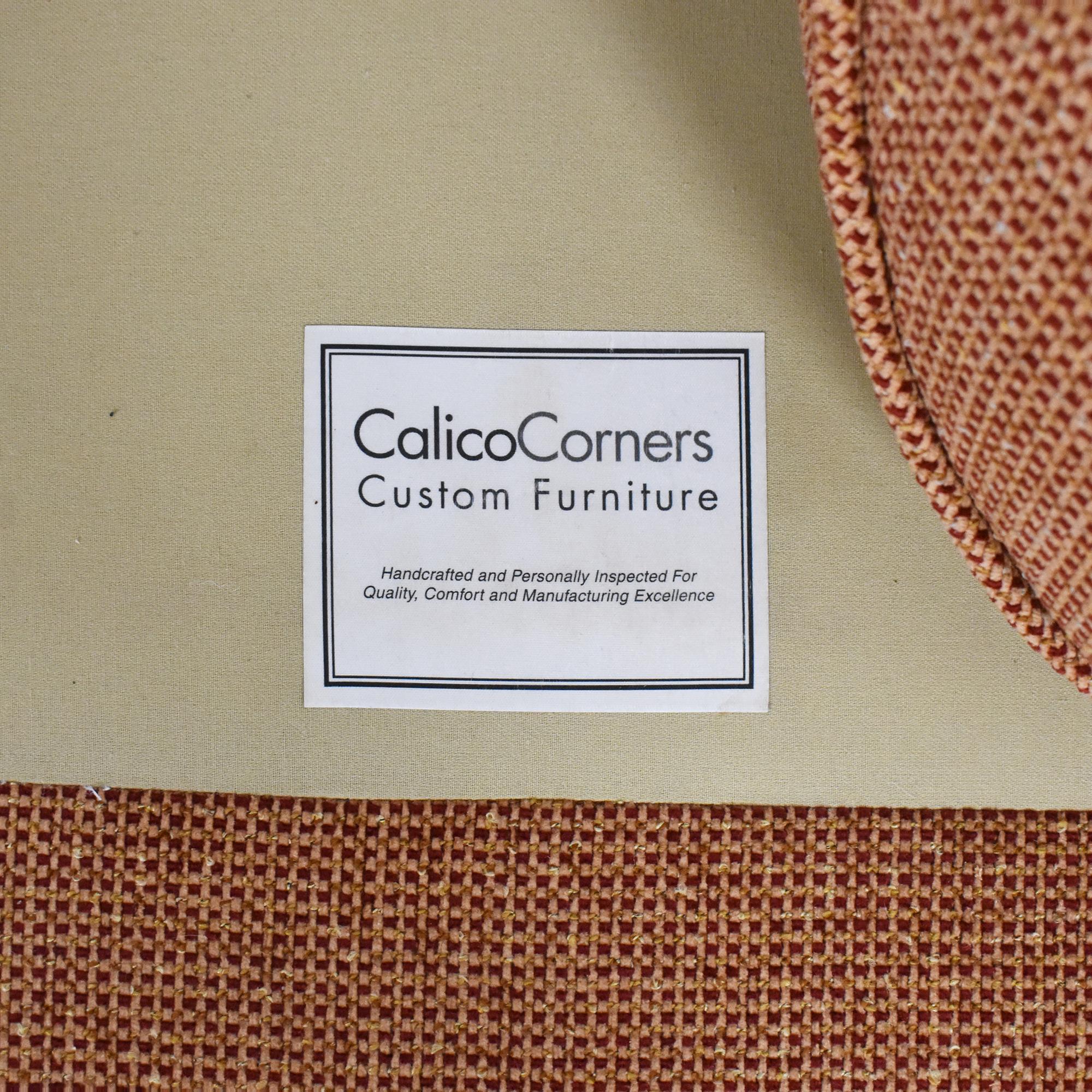 Calico Calico Three Cushion Sofa nj