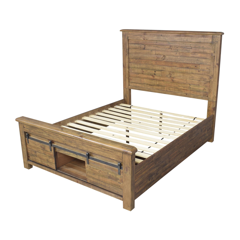 Ashley Furniture Sommerford Queen Storage Bed sale