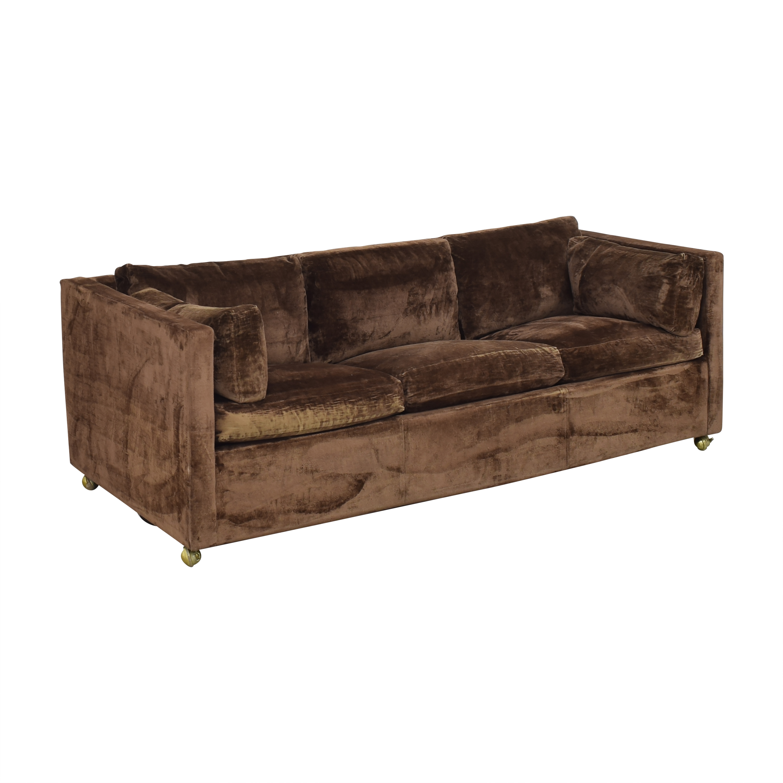 Avery Boardman Three Cushion Sleeper Sofa / Sofa Beds