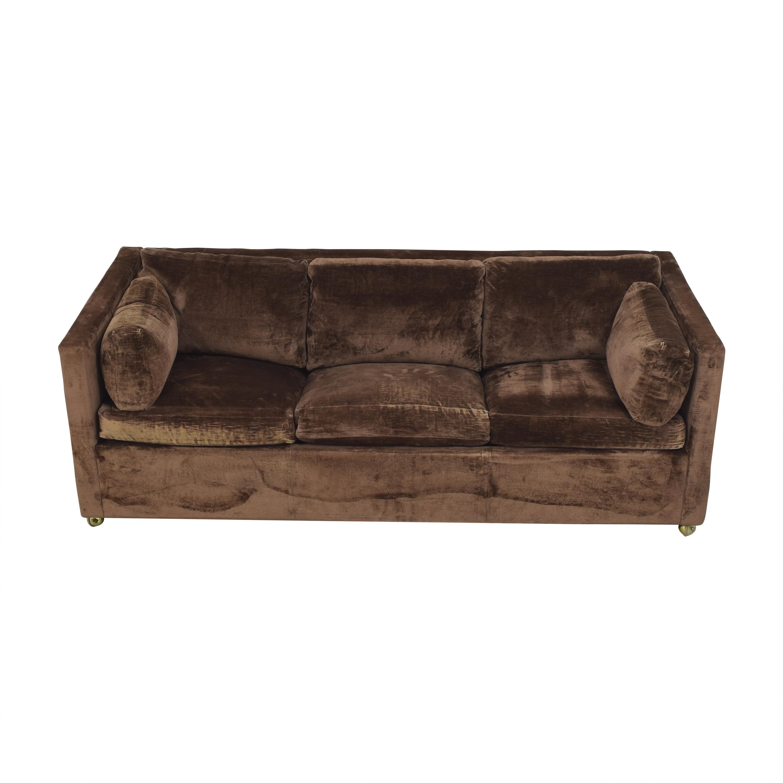Avery Boardman Avery Boardman Three Cushion Sleeper Sofa second hand
