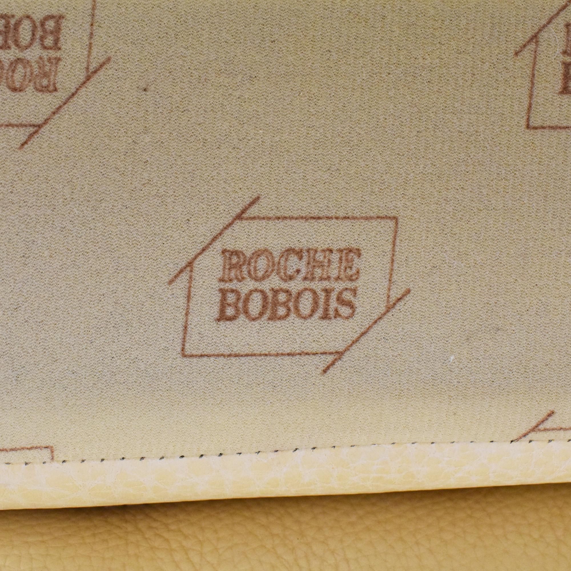 Roche Bobois Roche Bobois Accent Armchair with Ottoman nyc