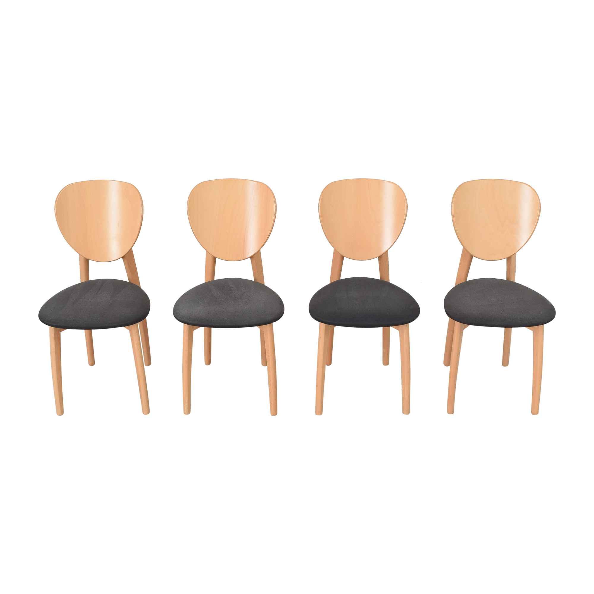 Calligaris Calligaris Modern Dining Chairs dimensions