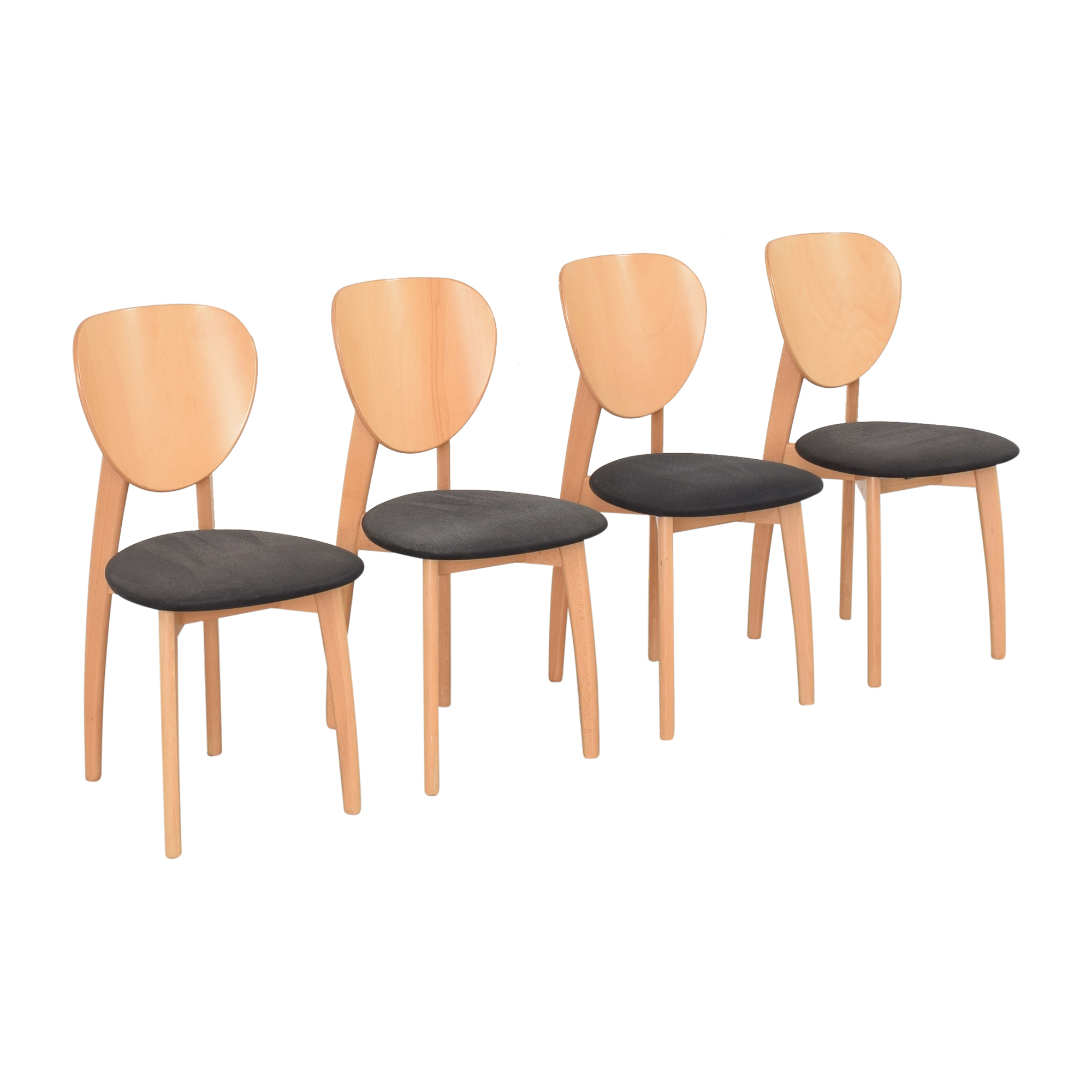 Calligaris Calligaris Modern Dining Chairs second hand
