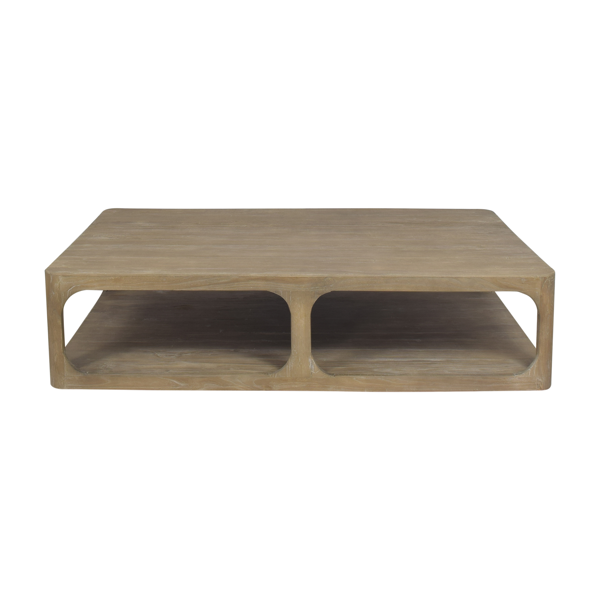 Restoration Hardware Restoration Hardware Martens Coffee Table Tables