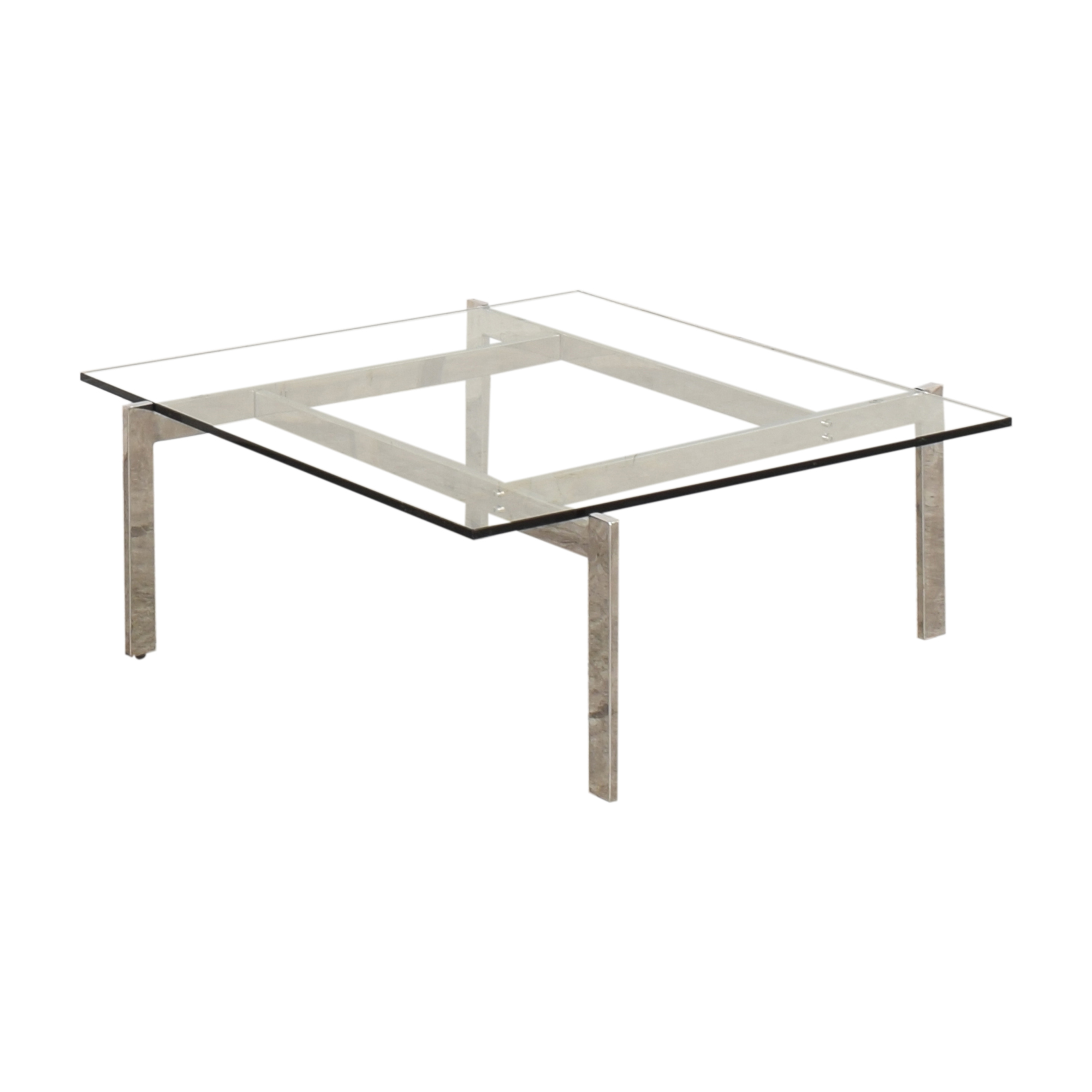 PK61-Style Coffee Table dimensions