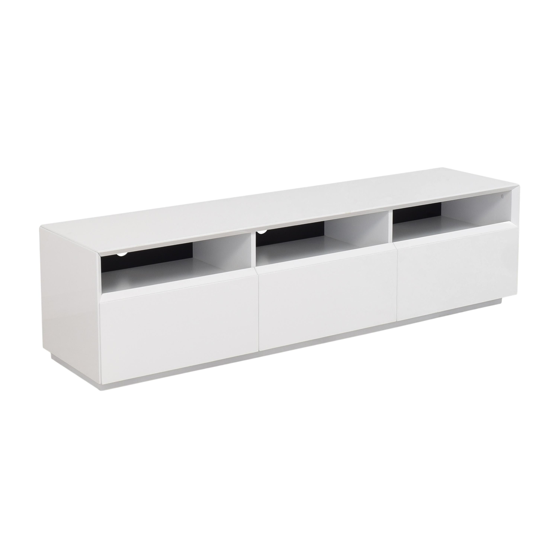 buy J&M Furniture Modern TV Stand J&M Furniture Storage