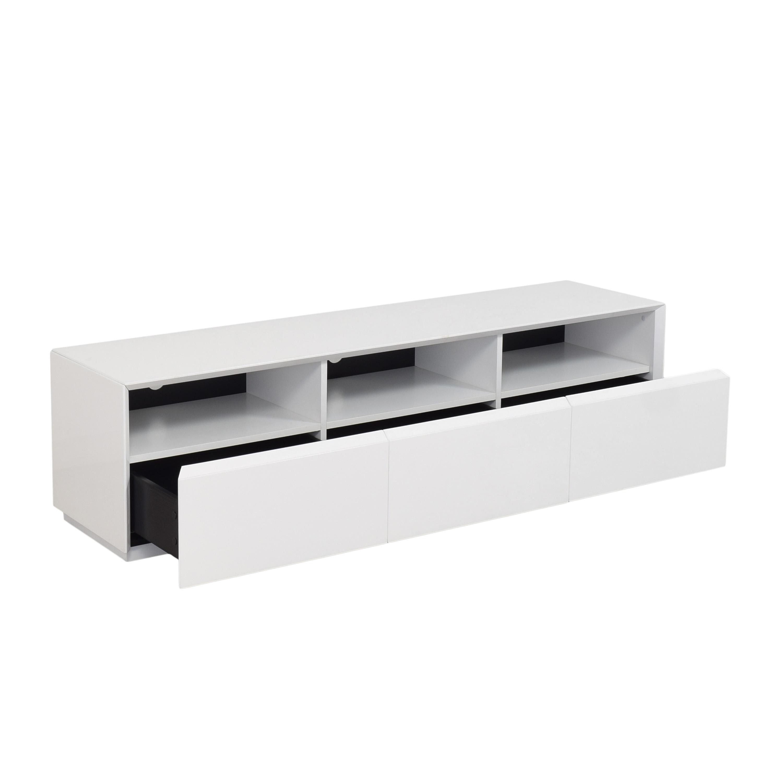 J&M Furniture Modern TV Stand / Storage