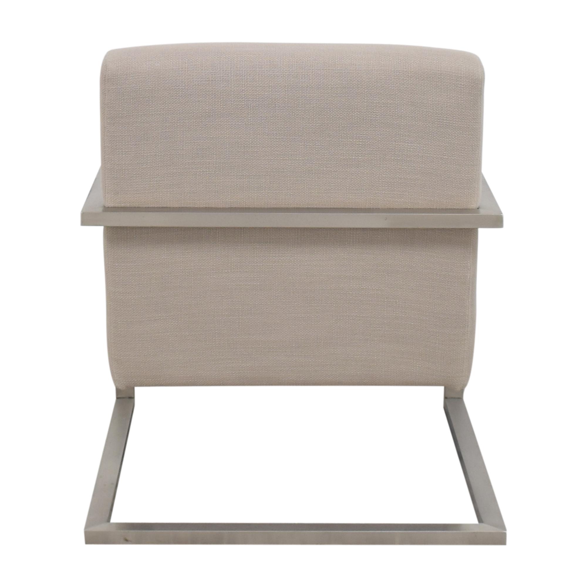 Armen Living Armen Living Skyline Accent Chair