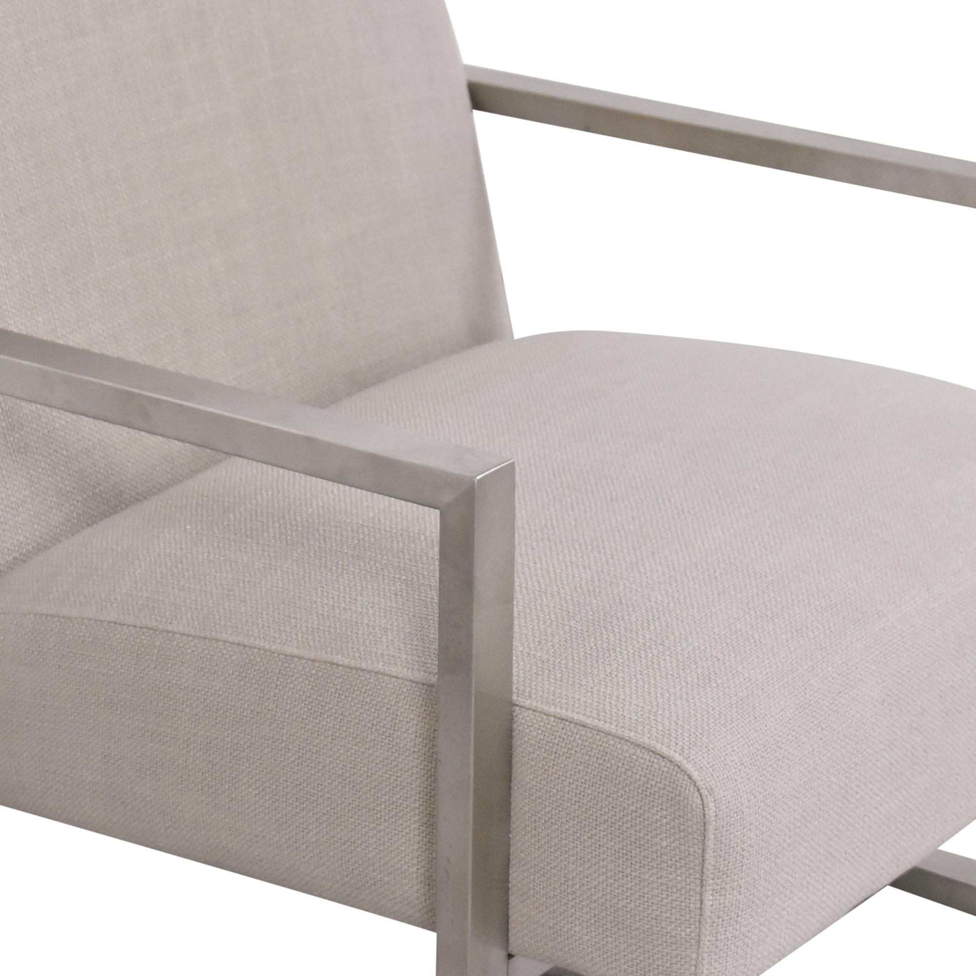Armen Living Armen Living Skyline Accent Chair used