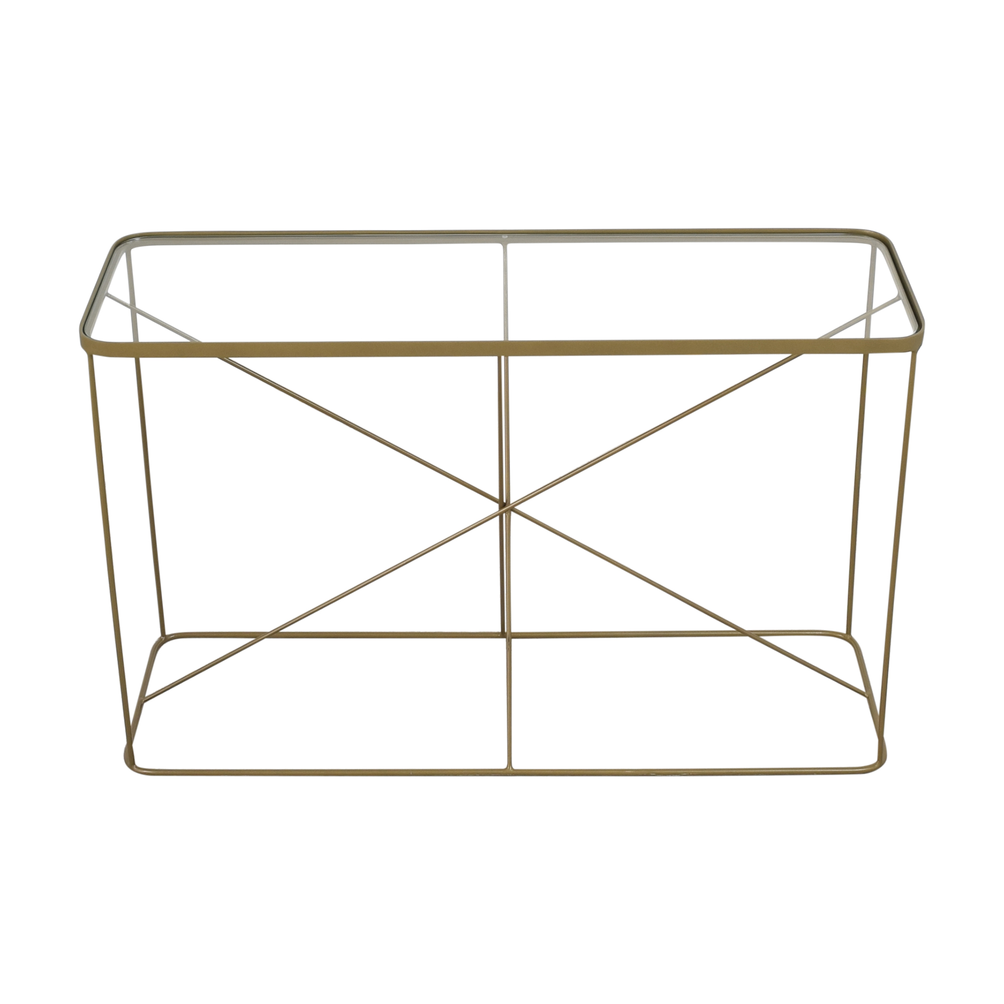 Four Hands Lucas Console Table Four Hands