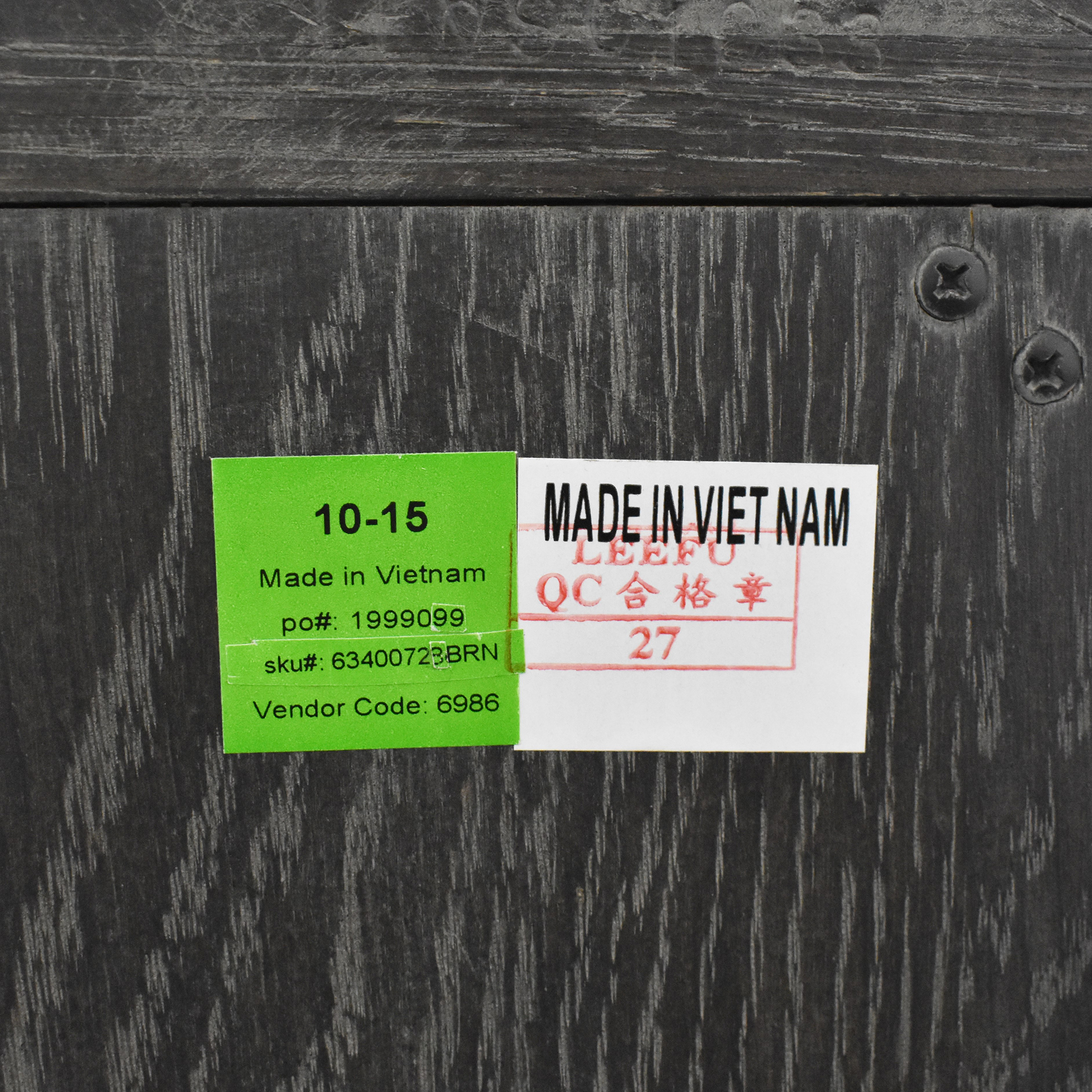 Restoration Hardware Martens Nightstands / Dressers