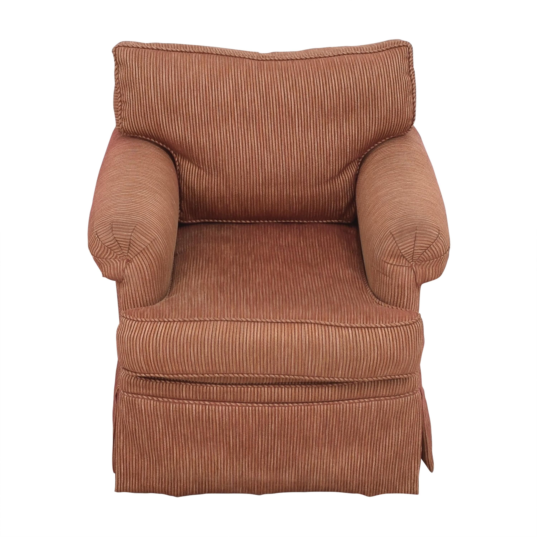 shop Classic Sofa Classic Sofa Skirted Roll Arm Chair online