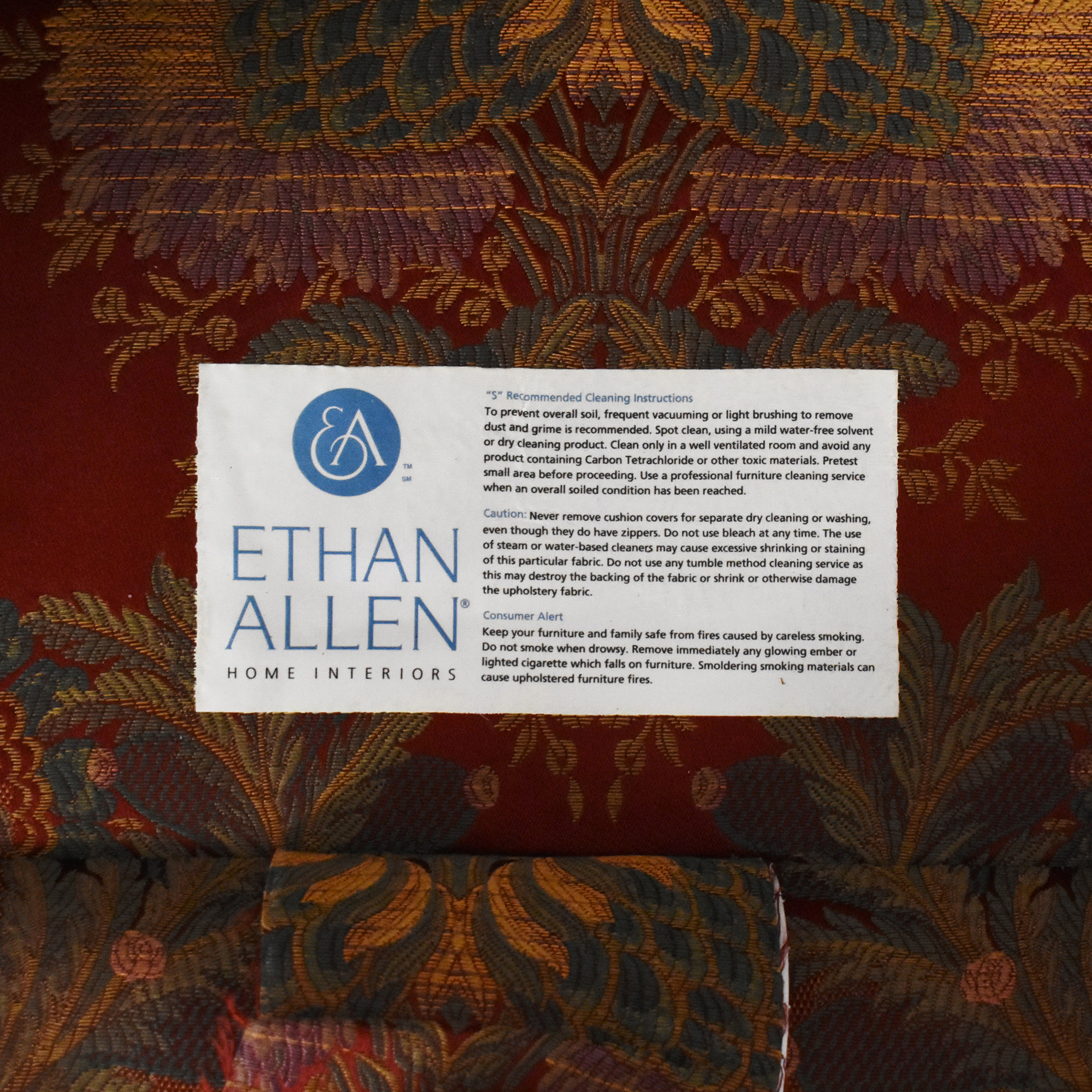 Ethan Allen Ansonia Chair Ethan Allen