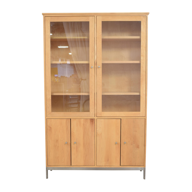 shop Room & Board Linear Modular Custom Cabinet Room & Board Cabinets & Sideboards