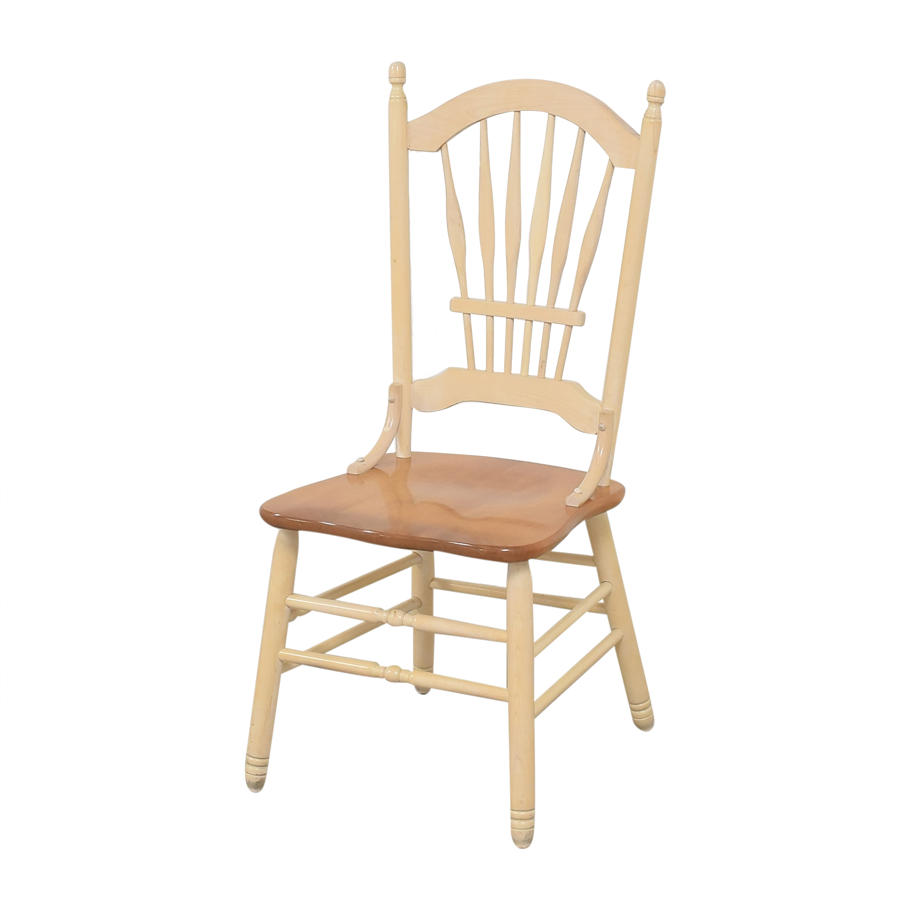 buy Country White Dining Chairs  Chairs