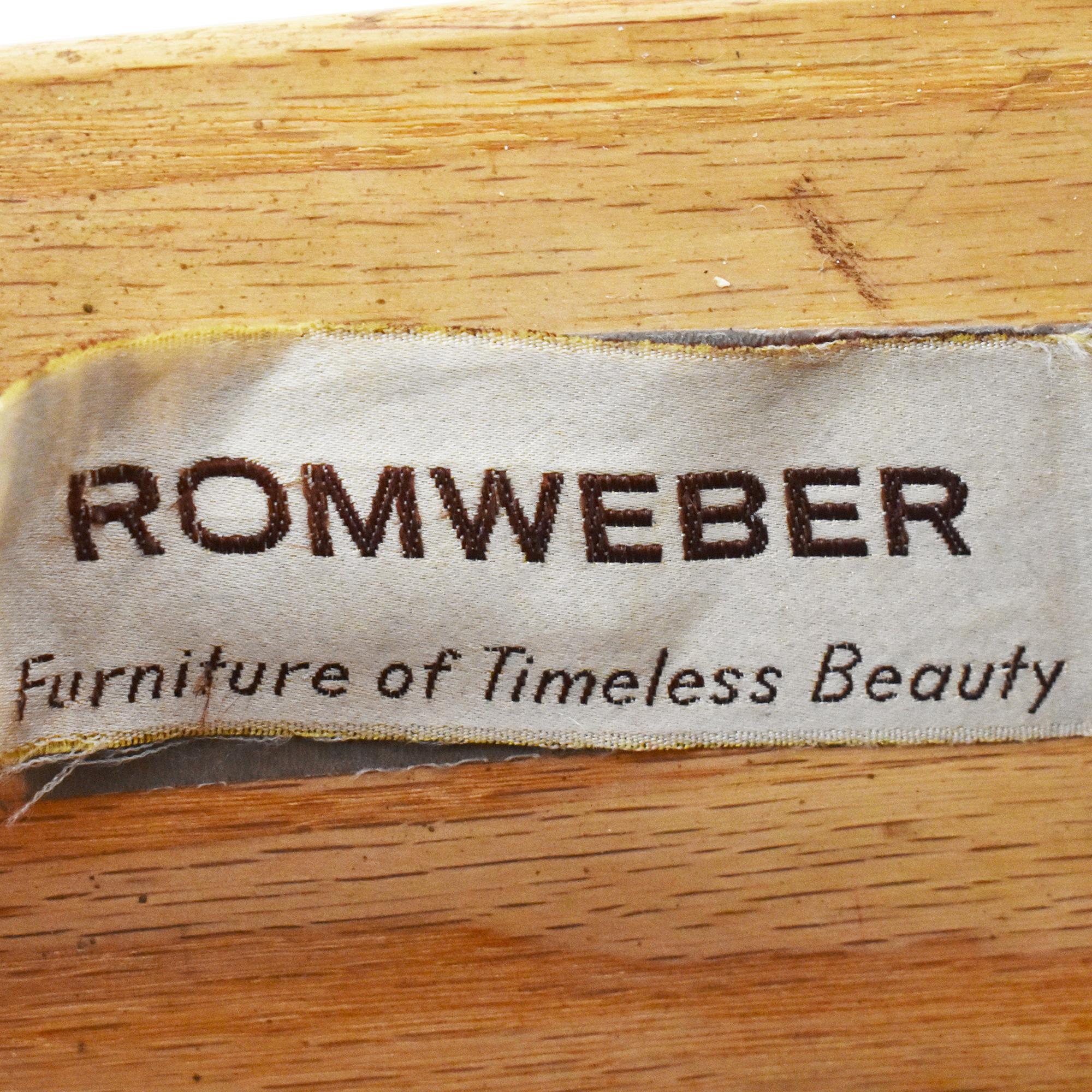 Romweber Venetian Gold Bombe Triple Dresser sale