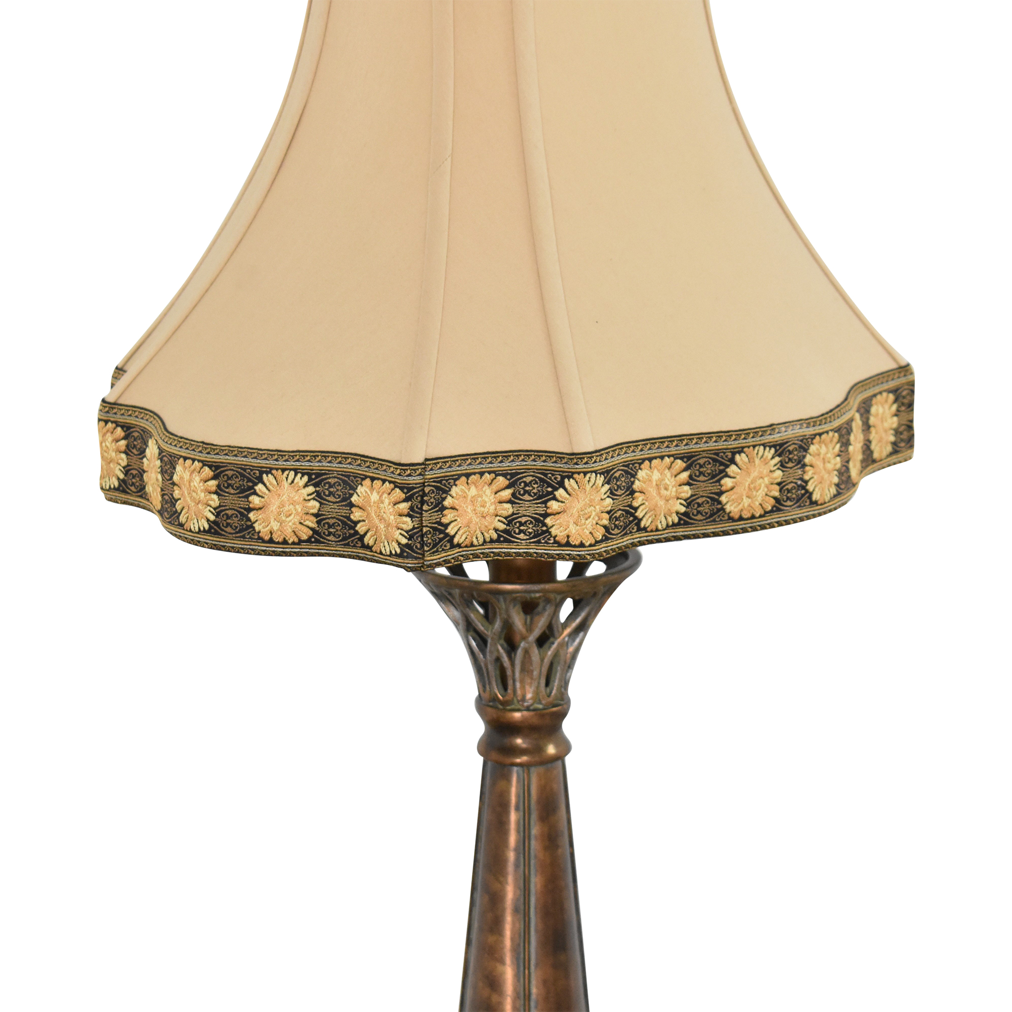 Ethan Allen Ethan Allen Flame Table Lamp discount