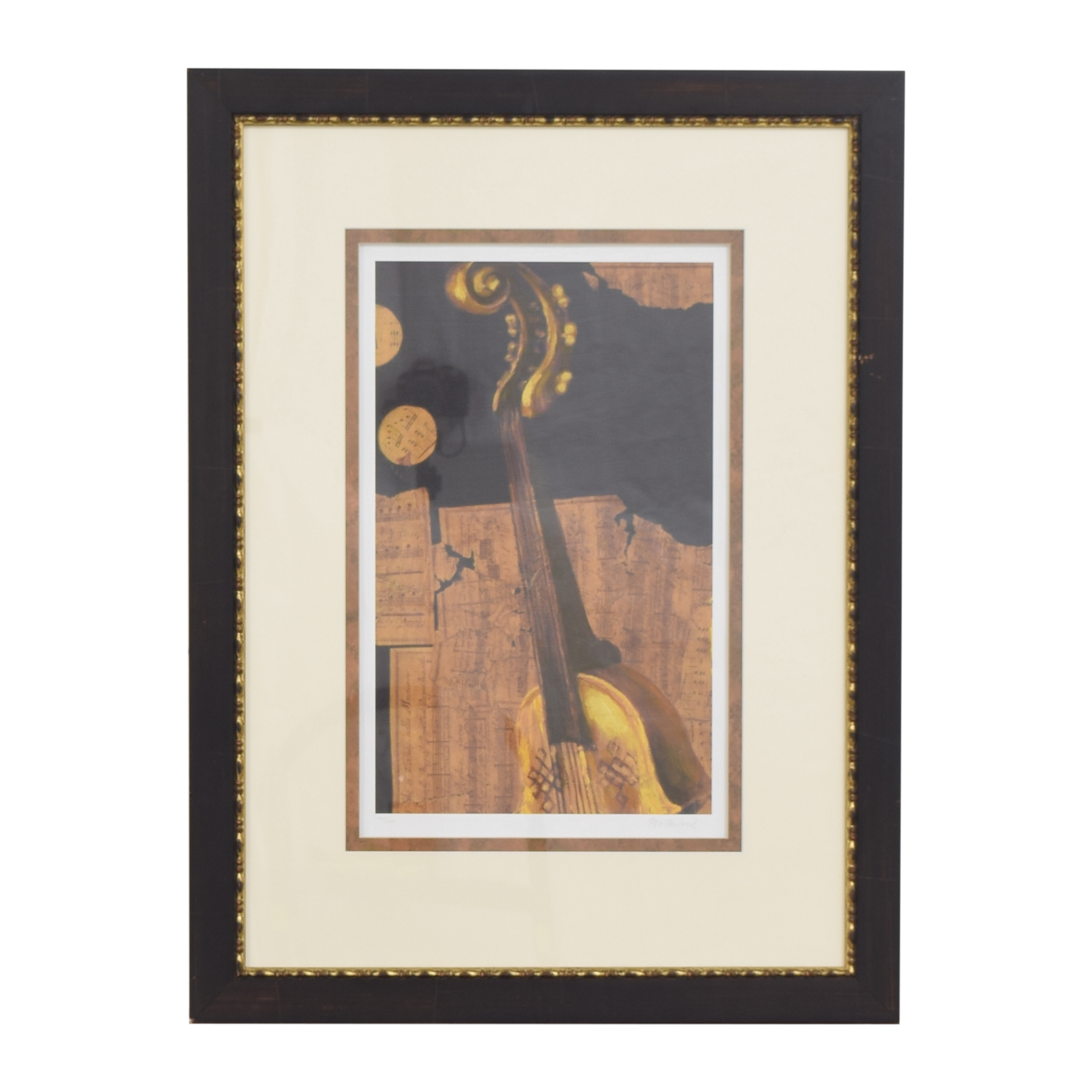 McFarland Antique Melody IV Wall Art