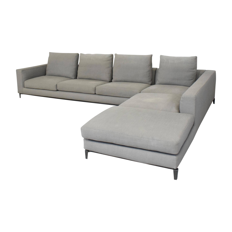 Minotti Andersen Line Sectional / Sofas