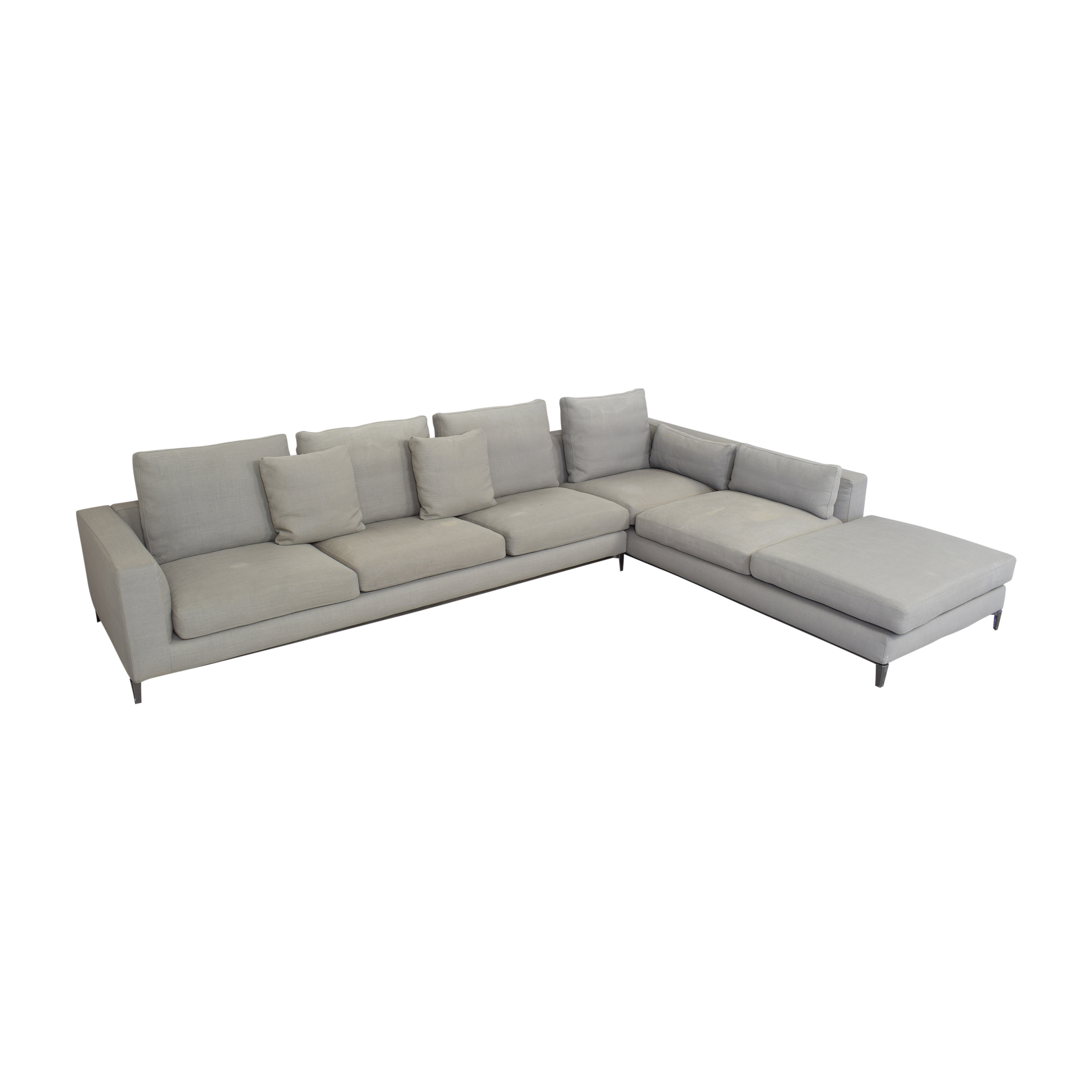 Minotti Andersen Line Sectional / Sectionals